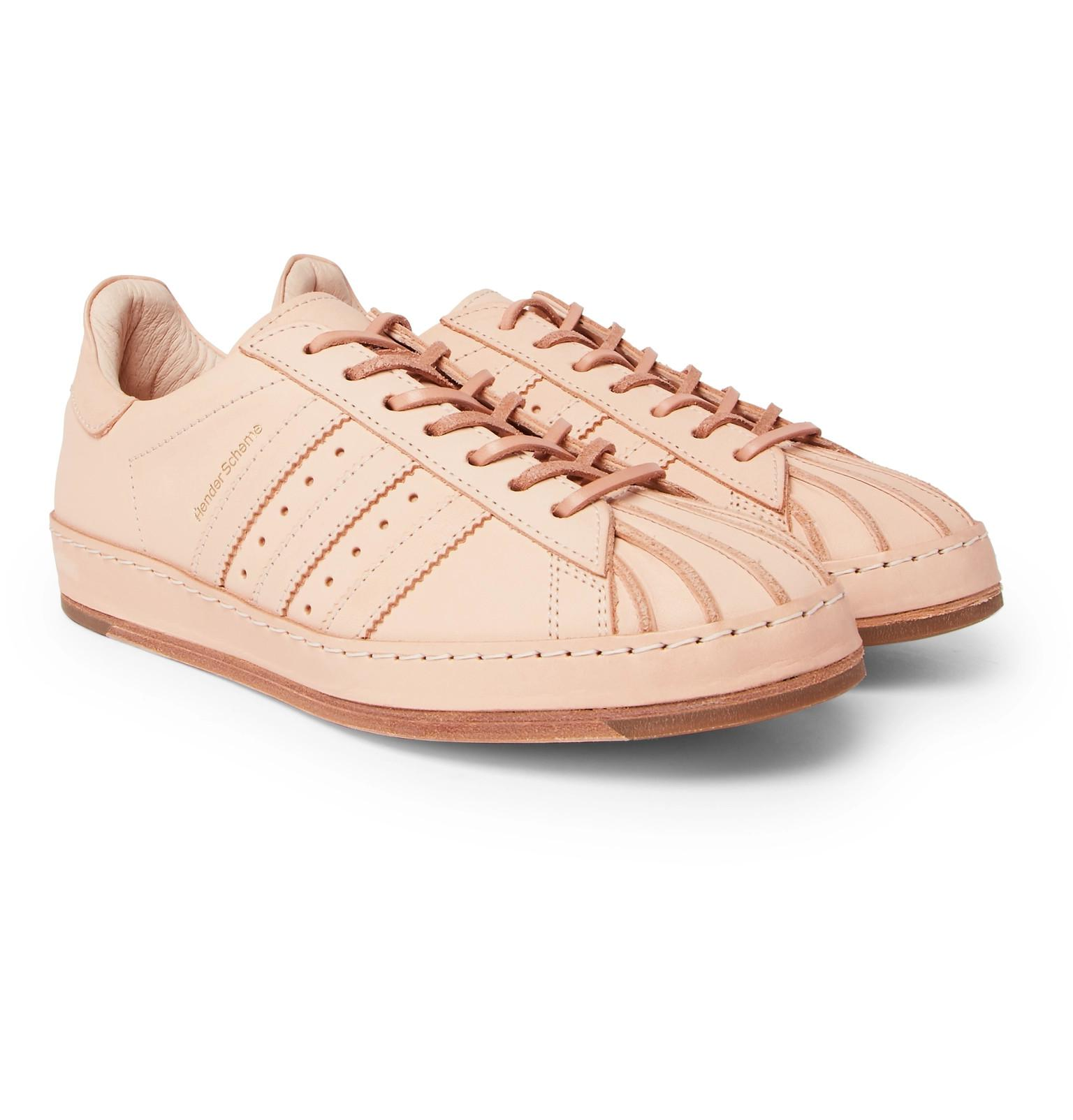 + Hender Scheme Superstar Leather Sneakers adidas Consortium HVaviLmep