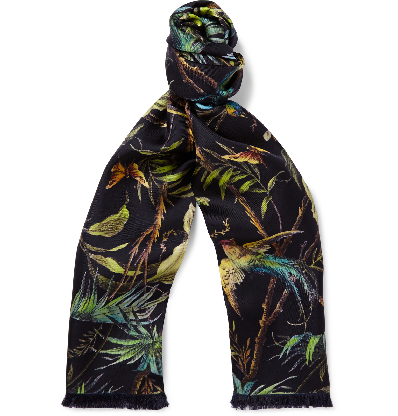 how to wear tropical prints men