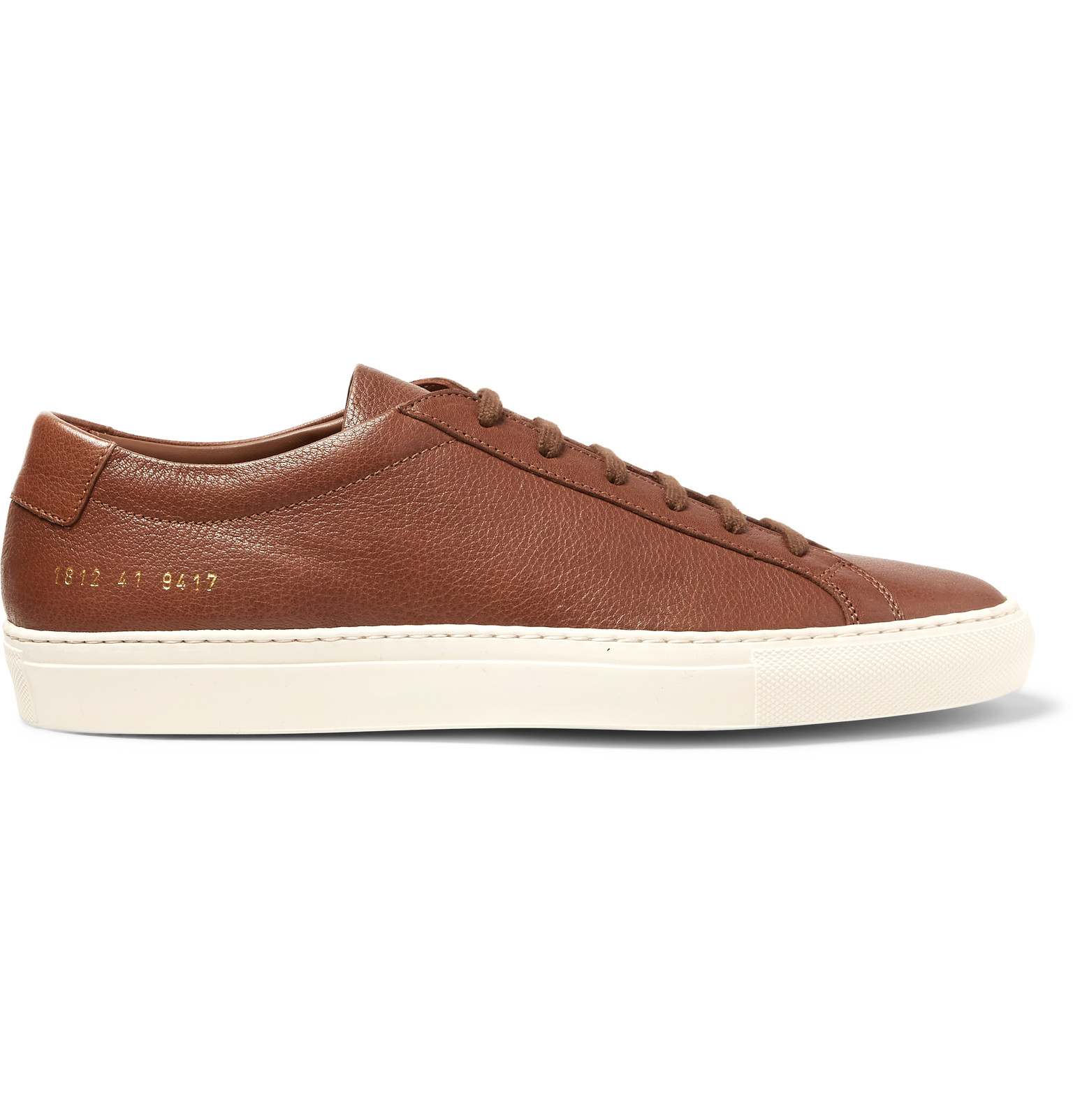 Common Projects Original Achilles Full Grain Leather