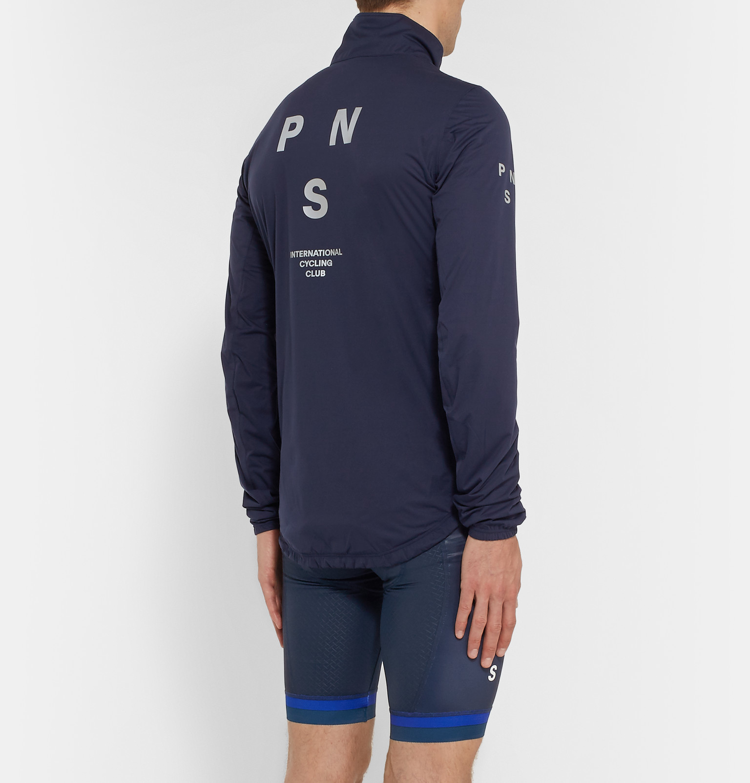 Pas Normal Studios Synthetic Water-resistant Cycling Jacket in Navy (Blue) for Men