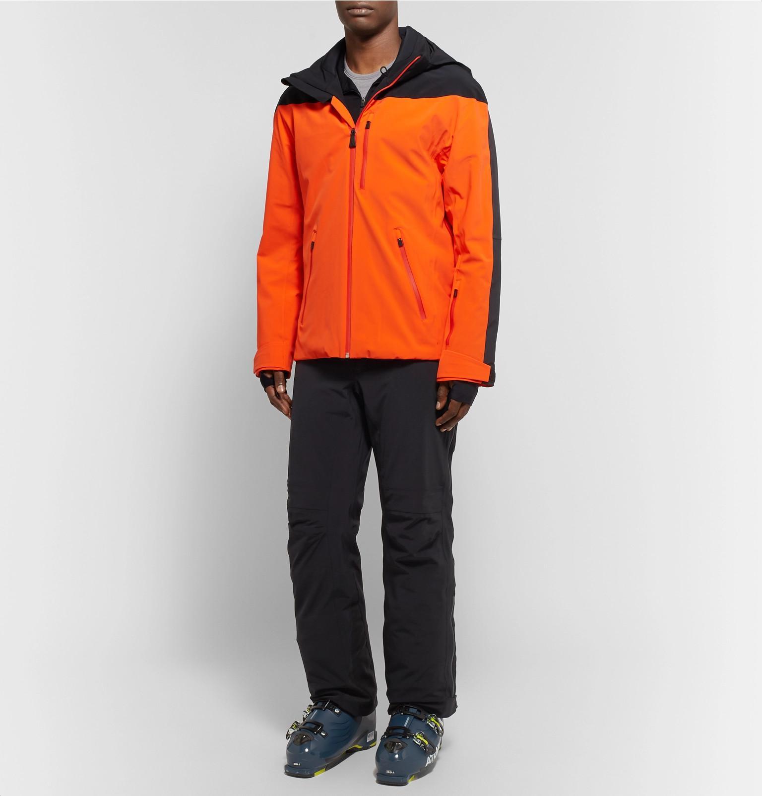 68534193e9c5 Falke Maximum Warm Stretch-jersey Tights in Black for Men - Lyst
