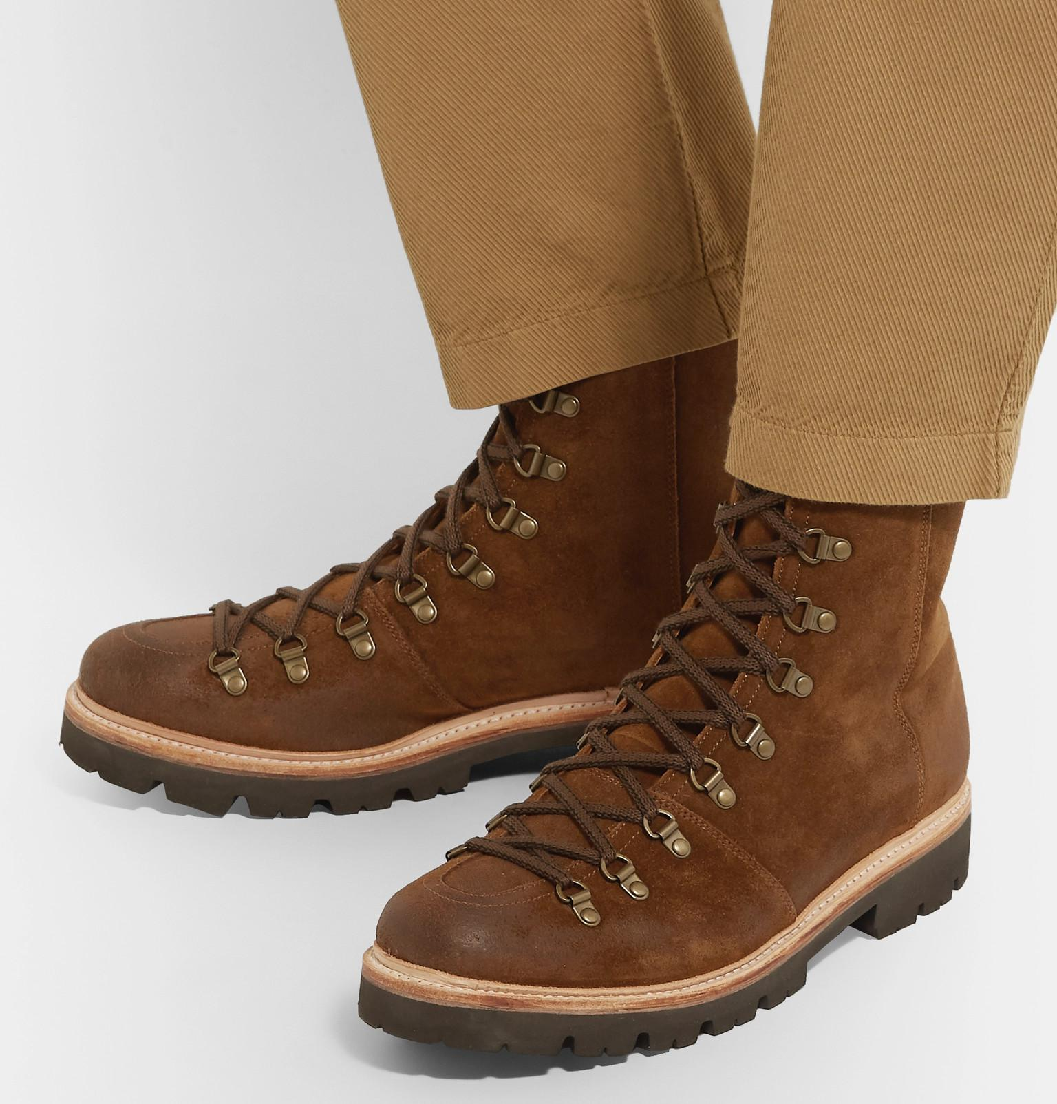 50% off new style buy cheap Brady Brushed-suede Boots