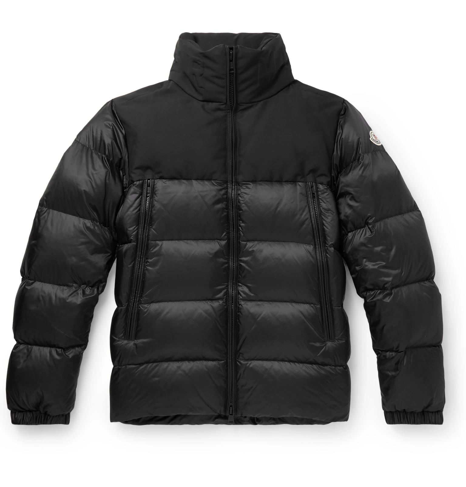 8bdb0d0e0 Men's Black Faiveley Slim-fit Quilted Shell Down Jacket