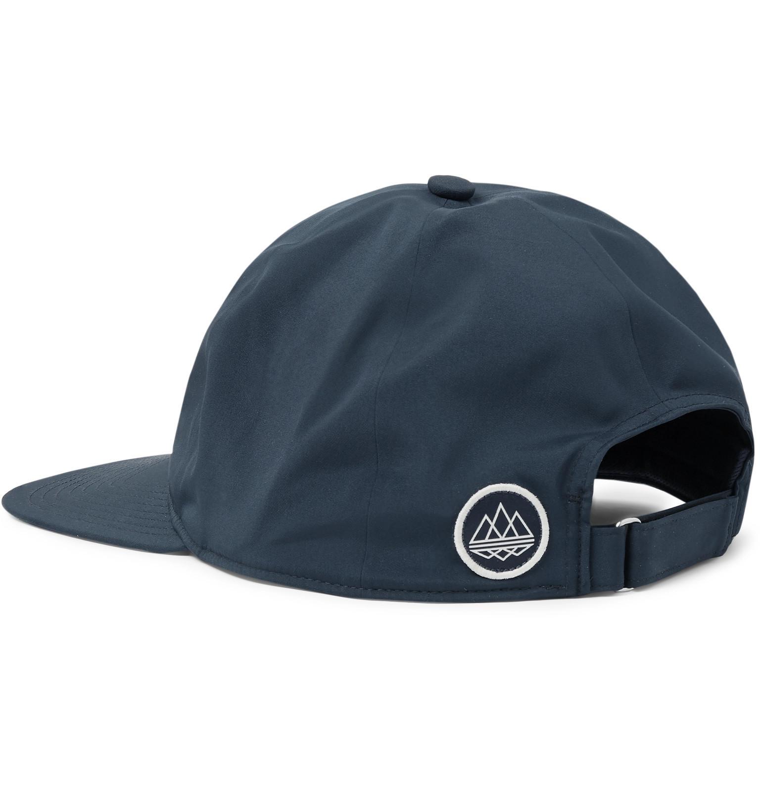 28cf57333 adidas Originals Spezial Logo-appliquéd Stretch-shell Baseball Cap ...