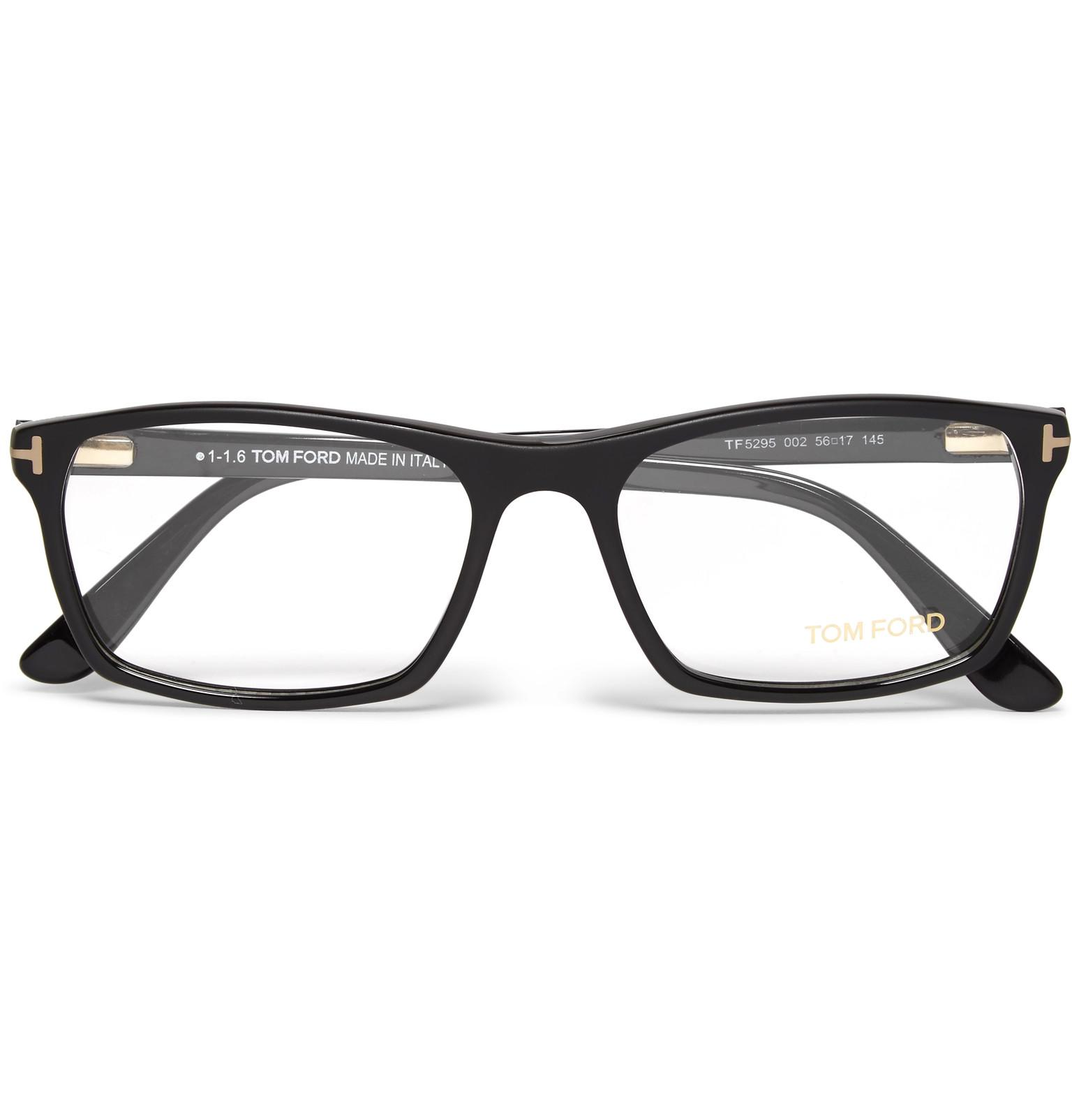 3615c0a98ee Gallery. Previously sold at  MR PORTER · Men s Black Sunglasses ...
