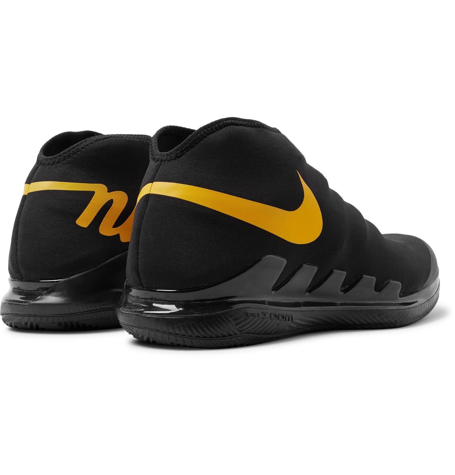 Air Zoom Vapor X Glove Neoprene, Rubber And Mesh Tennis Sneakers