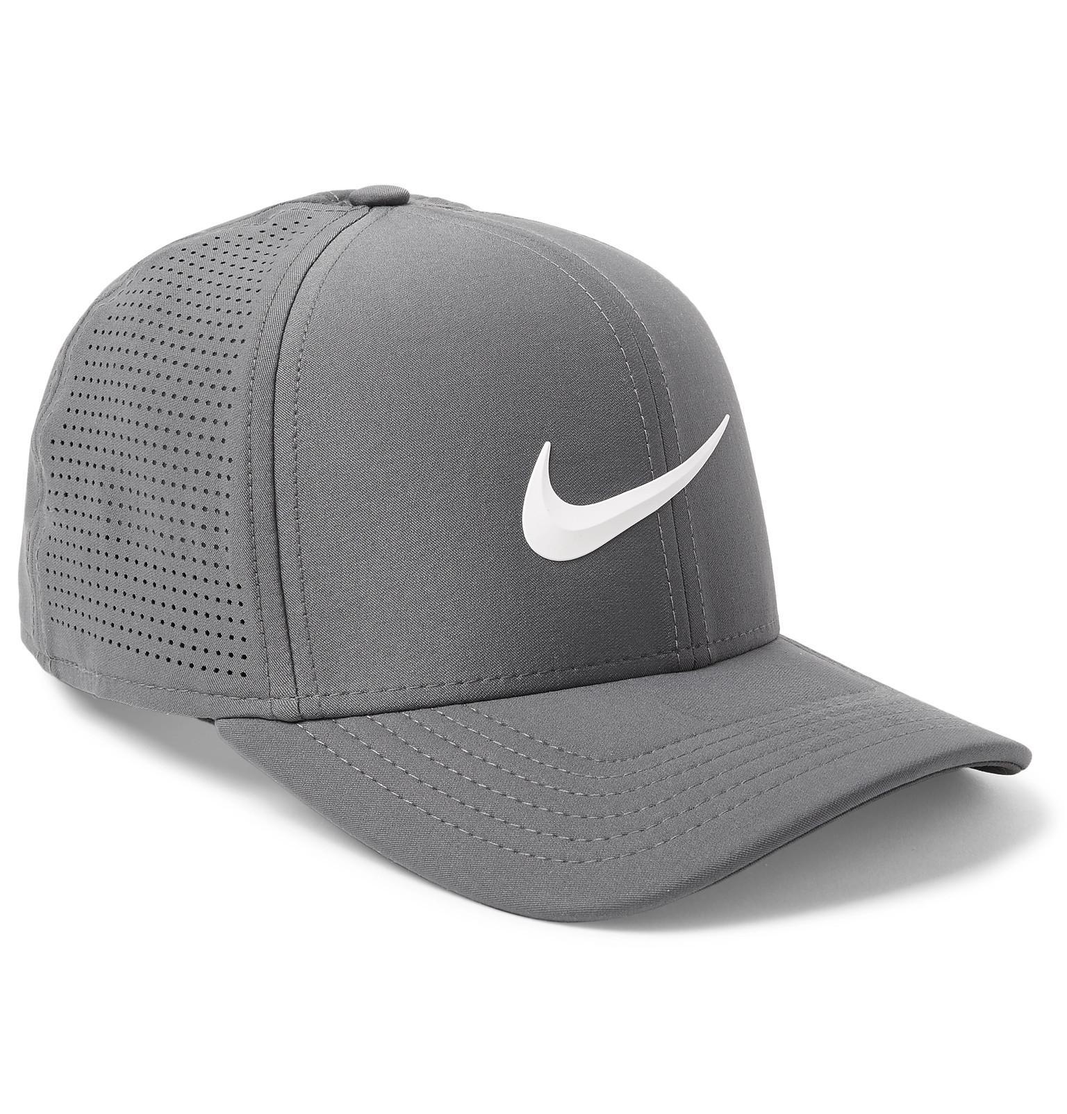 9291f20f6739 Lyst - Nike Aerobill Classic 99 Dri-fit Golf Cap in Gray for Men