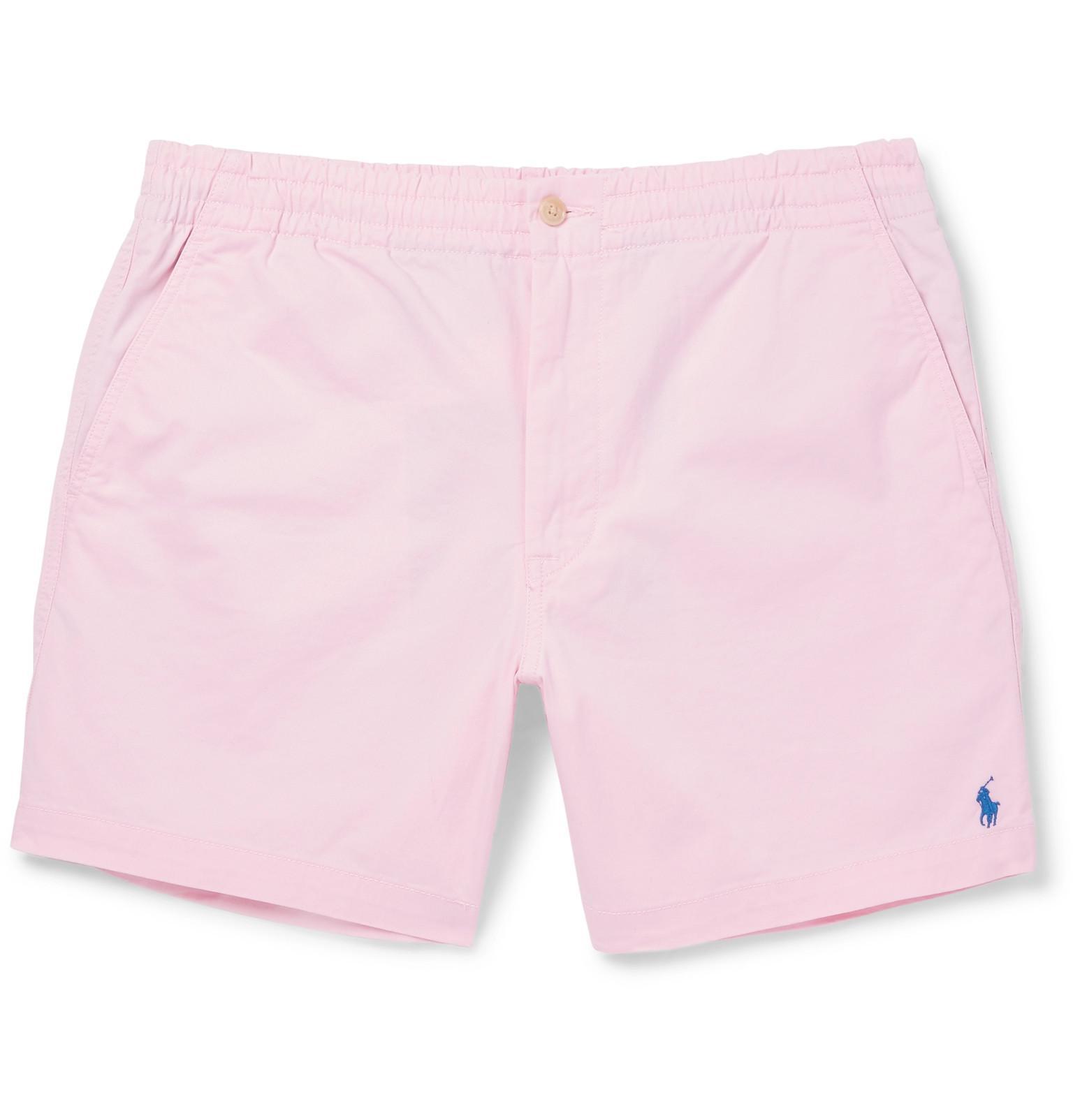 Prepster Stretch-cotton Twill Shorts Polo Ralph Lauren nOvzpwO19
