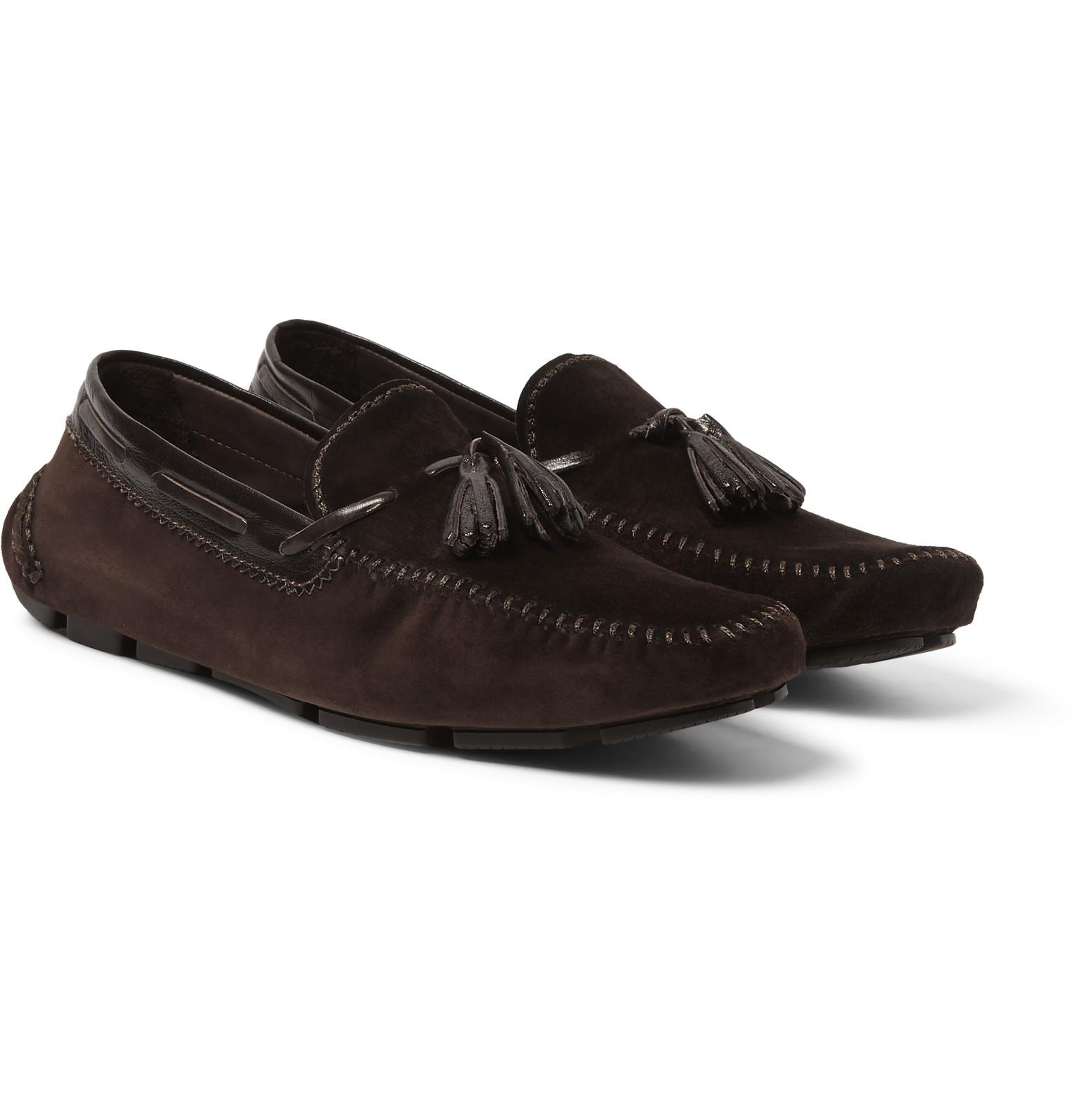 Gianni Leather Penny Loafers Berluti K6igNQuhN