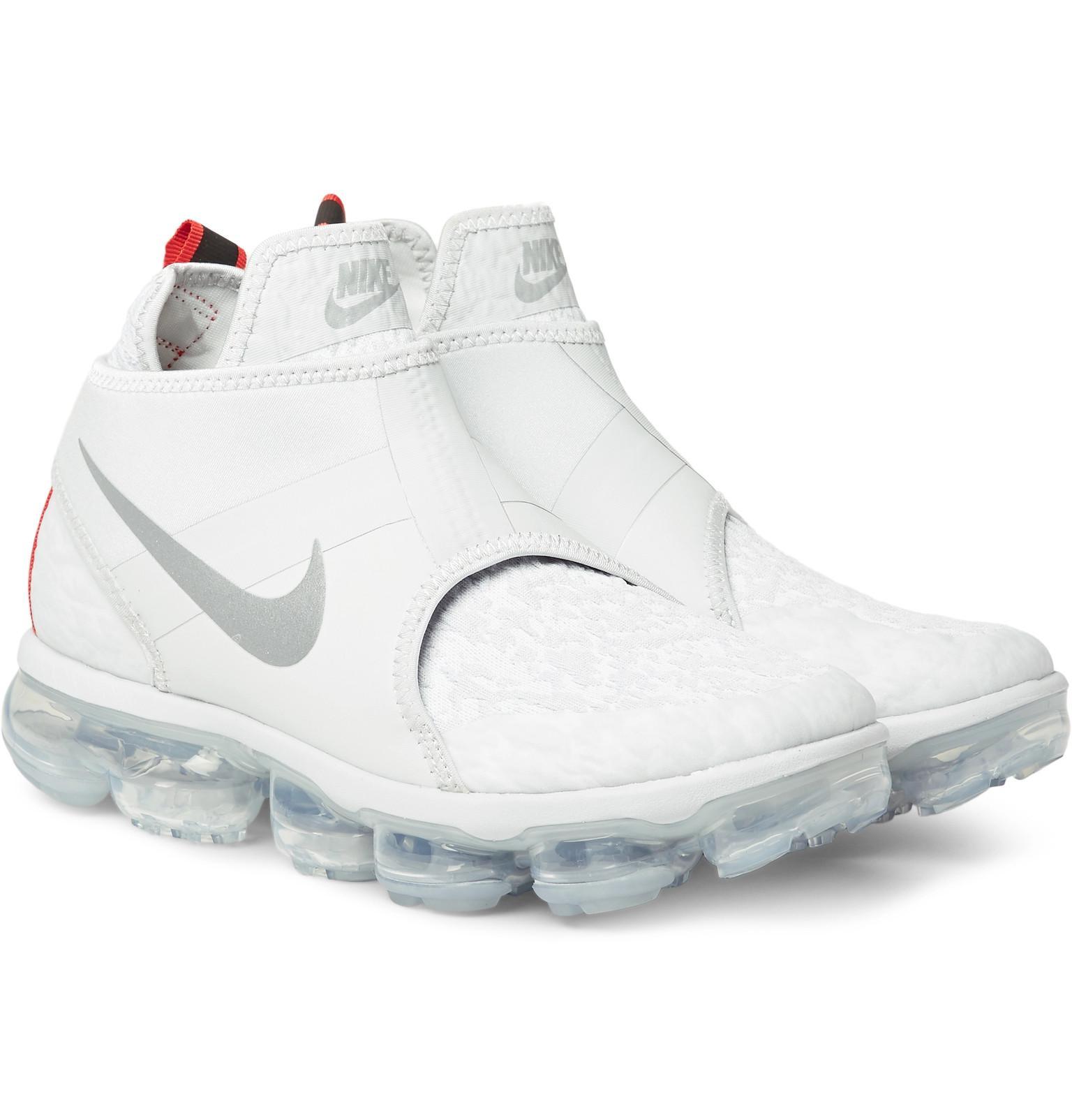 Air Vapormax Chukka Slip Mesh And Neoprene Sneakers Nike TipwP