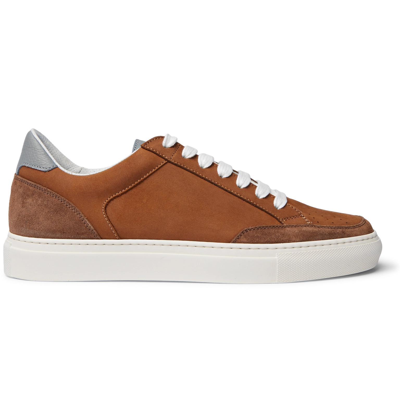 5b07a02b72 brunello-cucinelli-brown-Apollo-Nubuck-Suede-And-Leather-Sneakers.jpeg