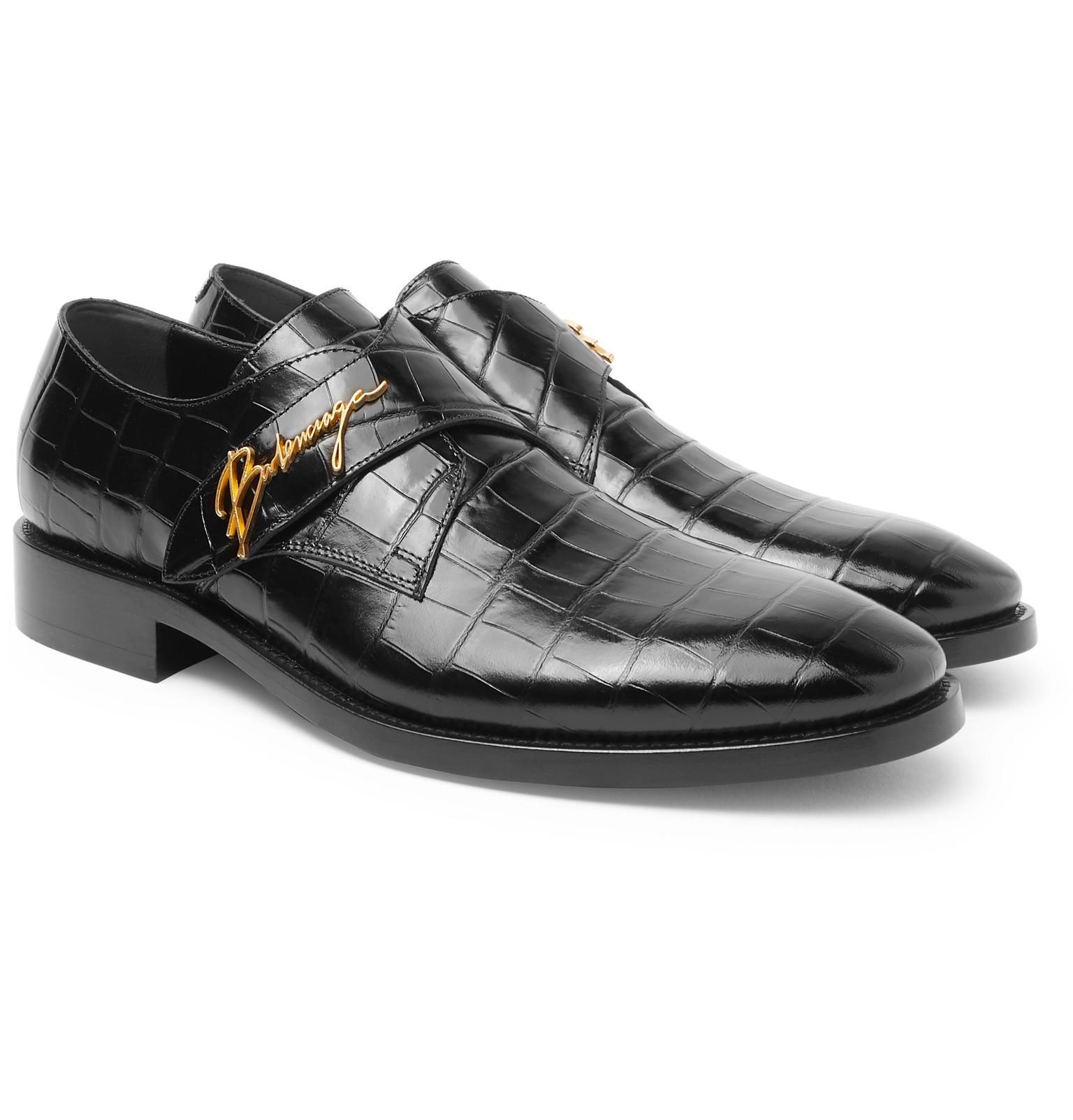 balenciaga mens dress shoes