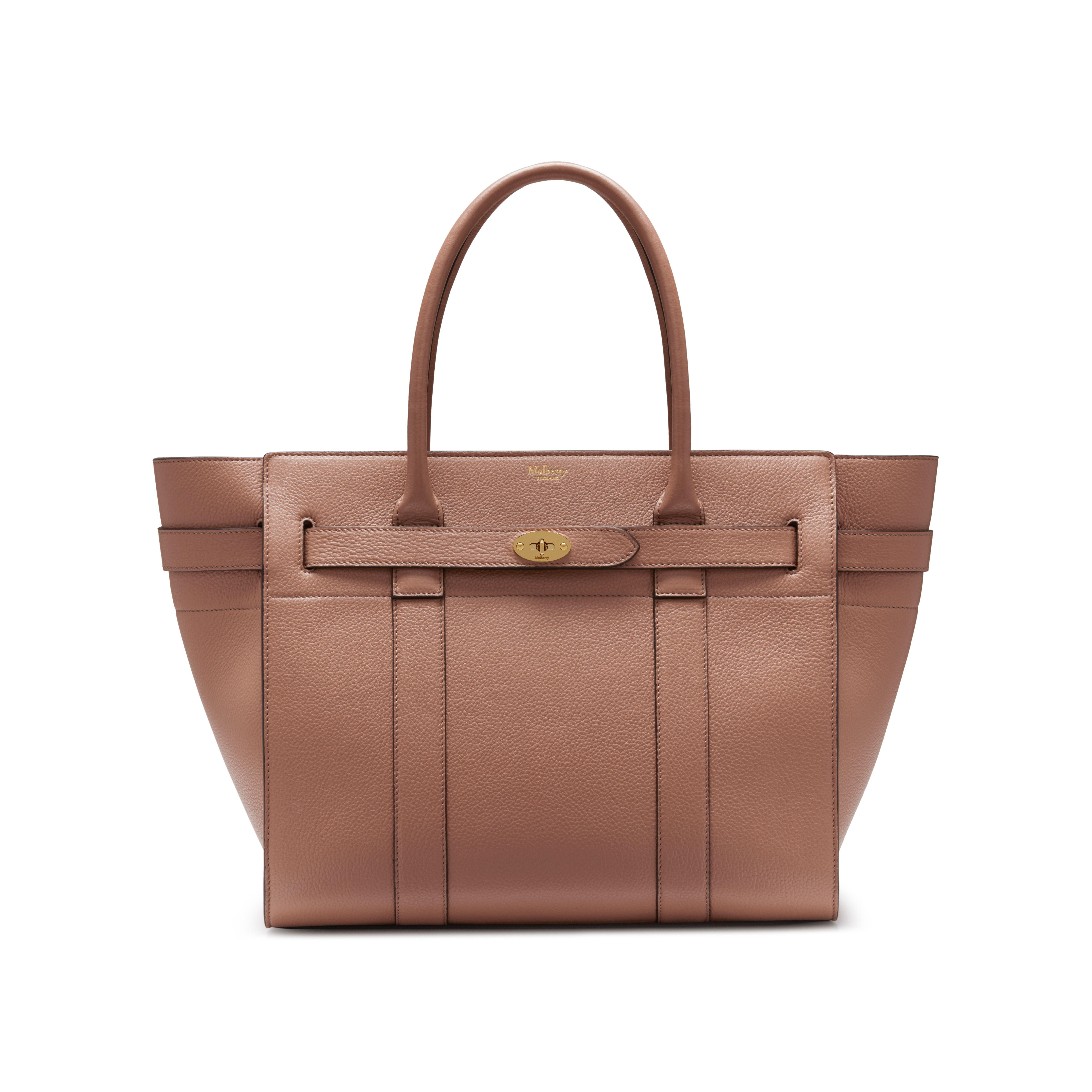 ffbc25ae6d ... coupon code for mulberry brown zipped bayswater lyst. view fullscreen  c6469 e4322 ...