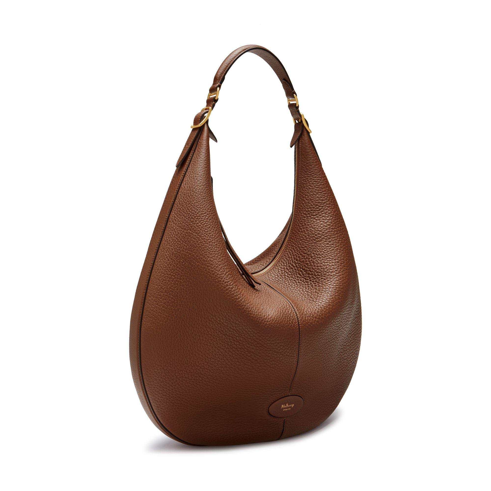 Lyst - Mulberry Large Selby in Brown 9ace817839815