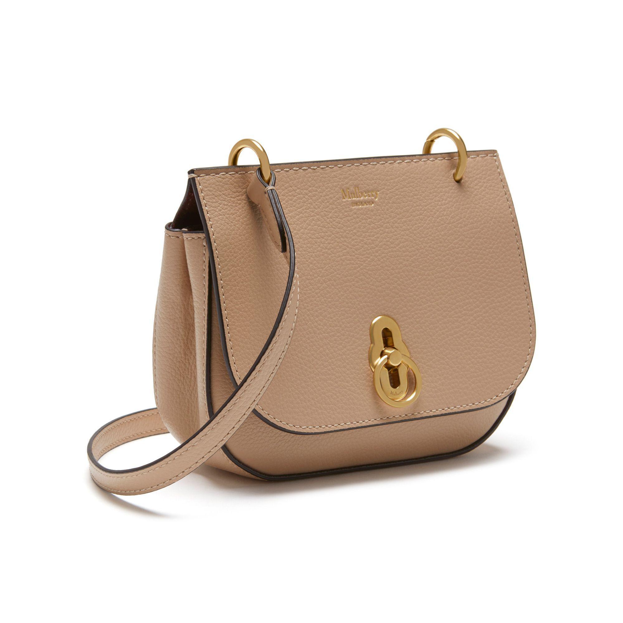 ... order mulberry black mini amberley satchel lyst. view fullscreen e2a3c  393d0 439449502e572