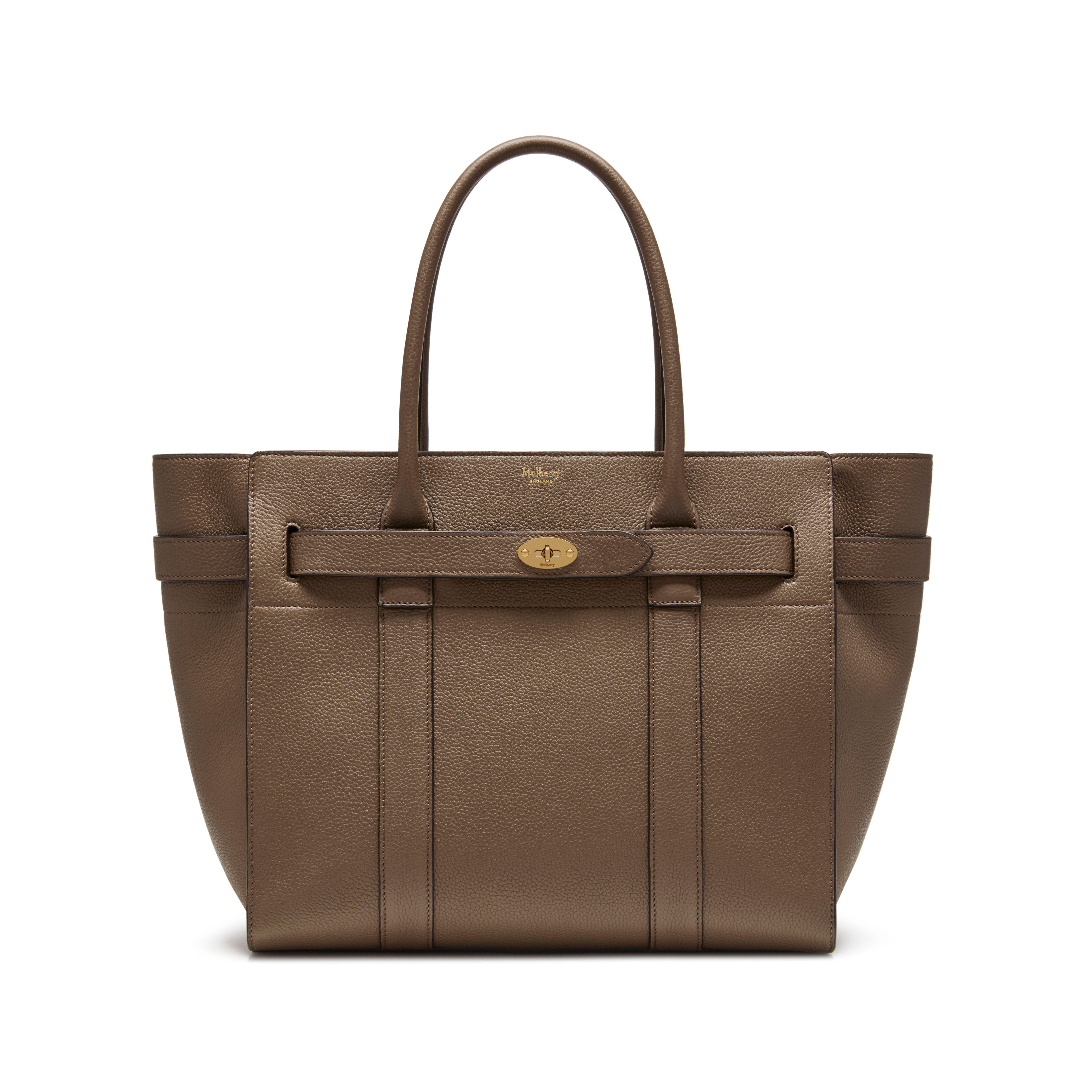 Lyst mulberry zipped bayswater for The bayswater