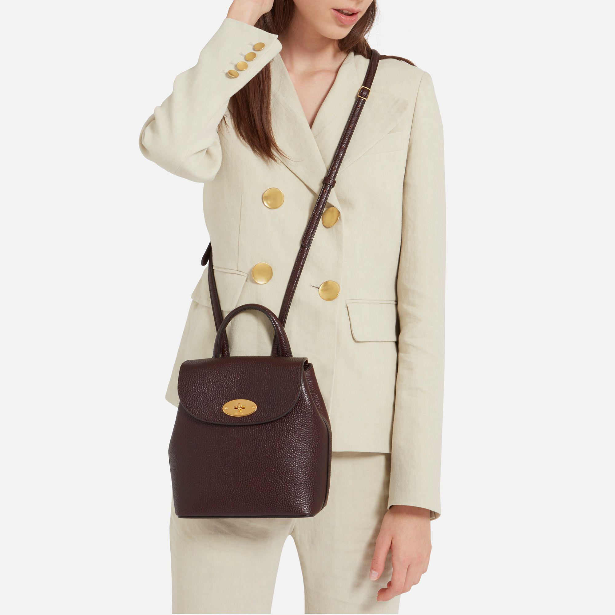b4ba18be0c5c8 ... spain mulberry multicolor mini bayswater backpack lyst. view fullscreen  ecd0f 9639a