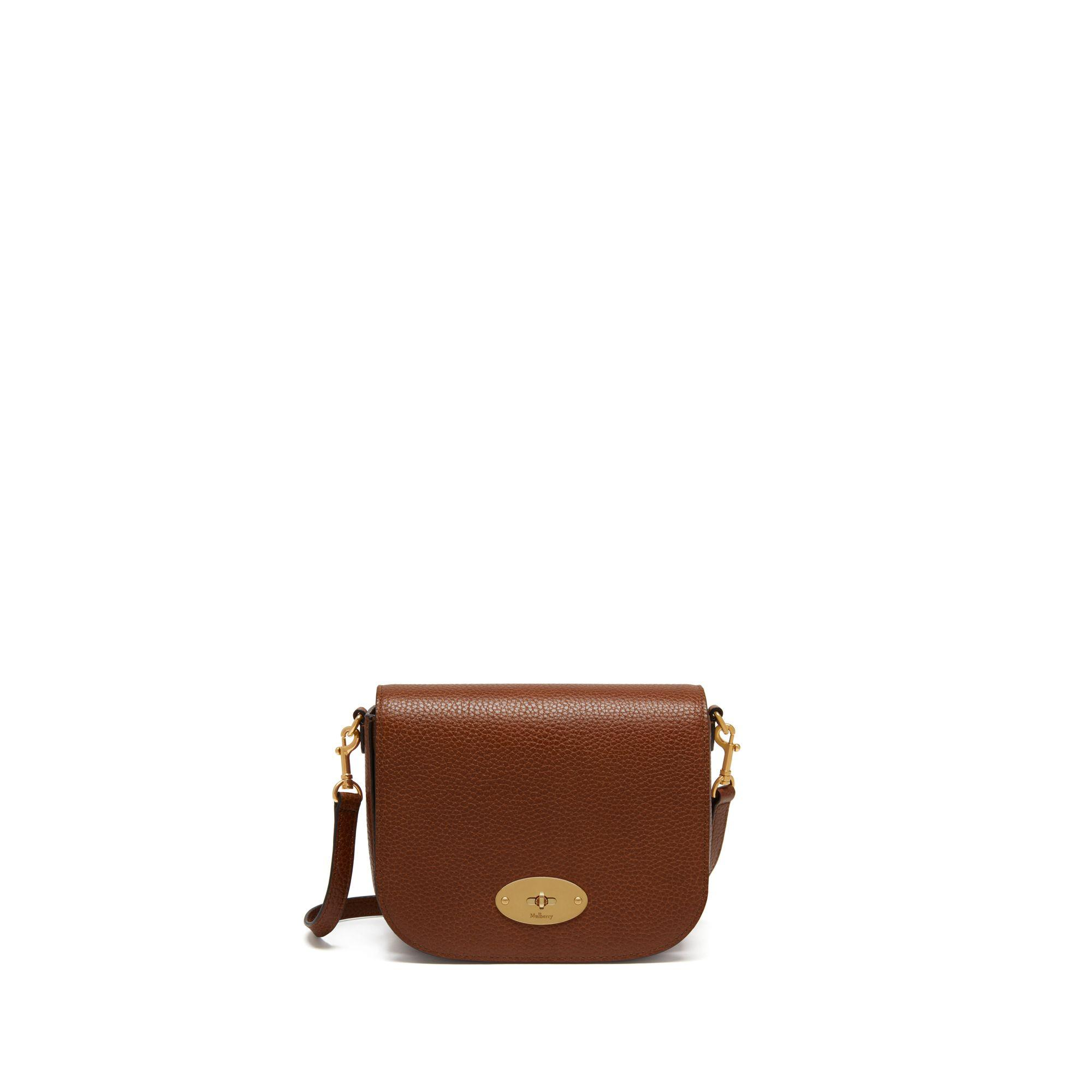 Browse stores. Mulberry - Multicolor Small Darley Satchel In Oak Natural  Grain Leather - Lyst. View fullscreen 5478f41a473e3
