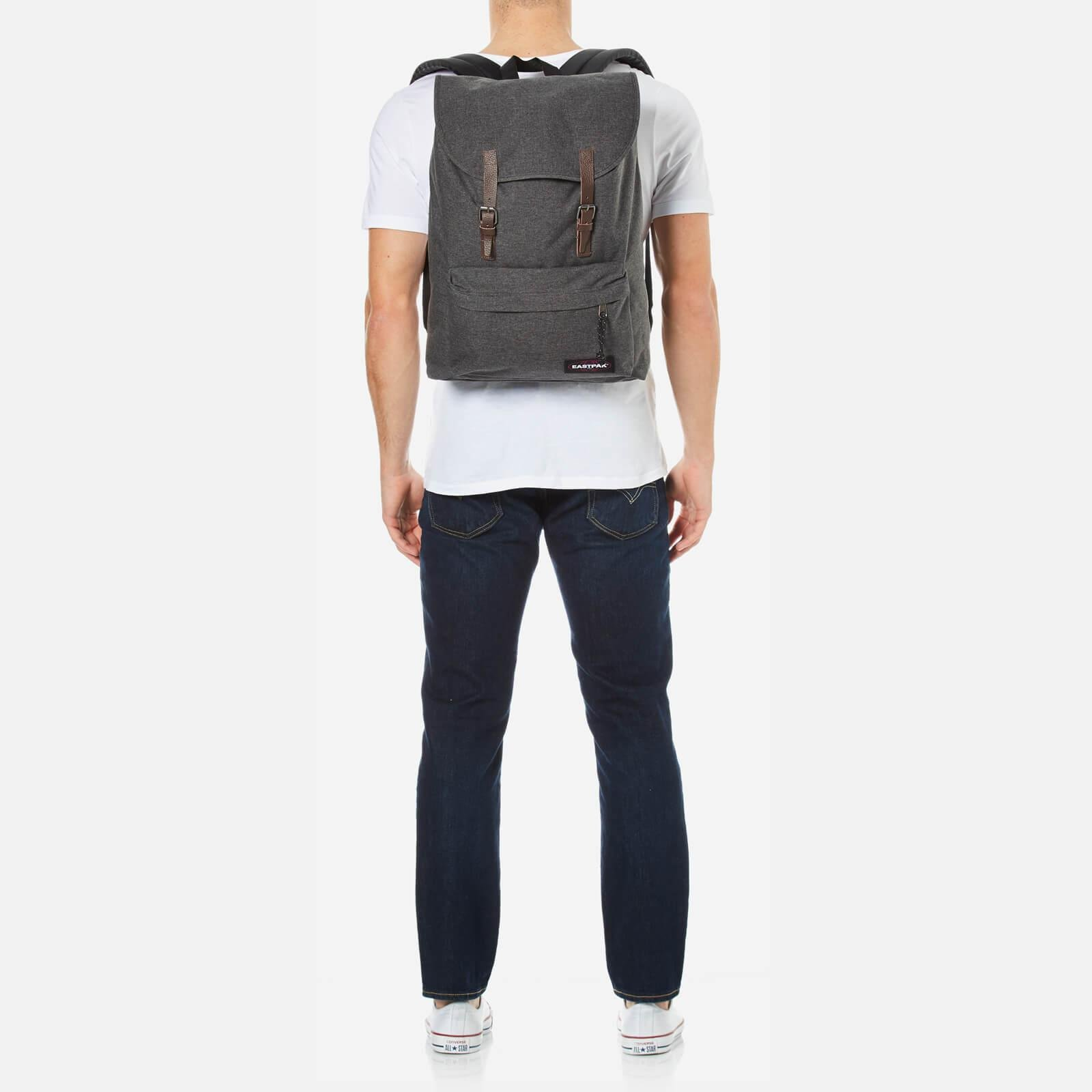 Eastpak - Gray Authentic London Backpack for Men - Lyst. View fullscreen 6146adcdc0eaa