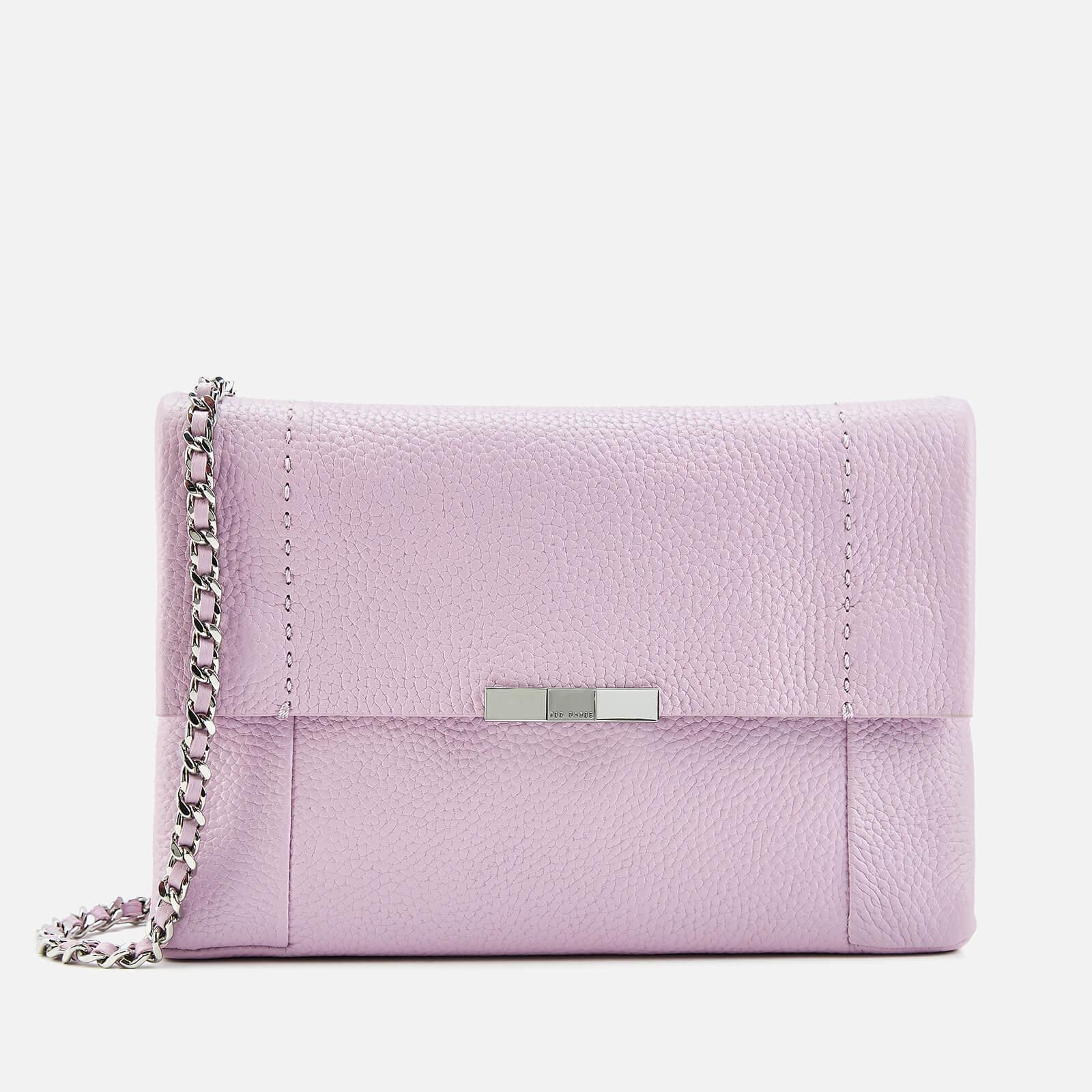 b46851eaf Ted Baker Clarria Bow Detail Cross Body Bag in Pink - Lyst