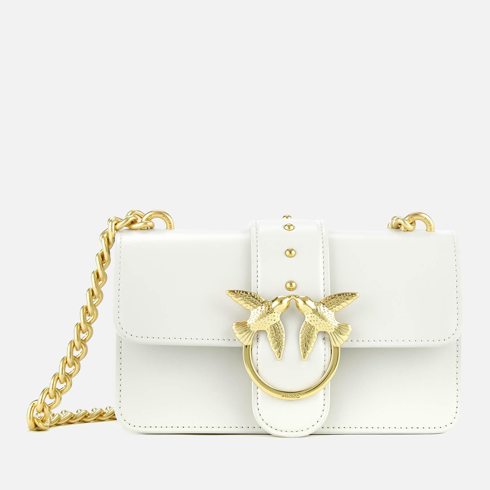 44af0240aa7 Pinko. Women's Mini Love Simply Shoulder Bag