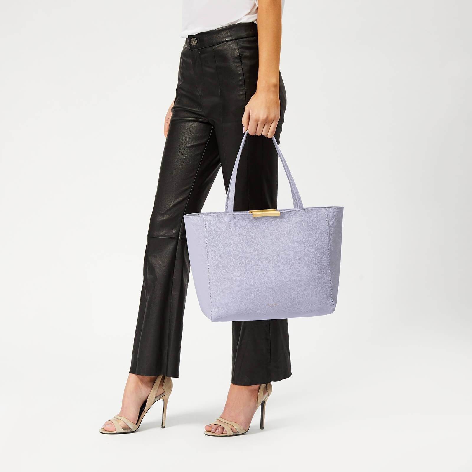403c156a8 Ted Baker - Purple Clarkia Shopper Bag - Lyst. View fullscreen