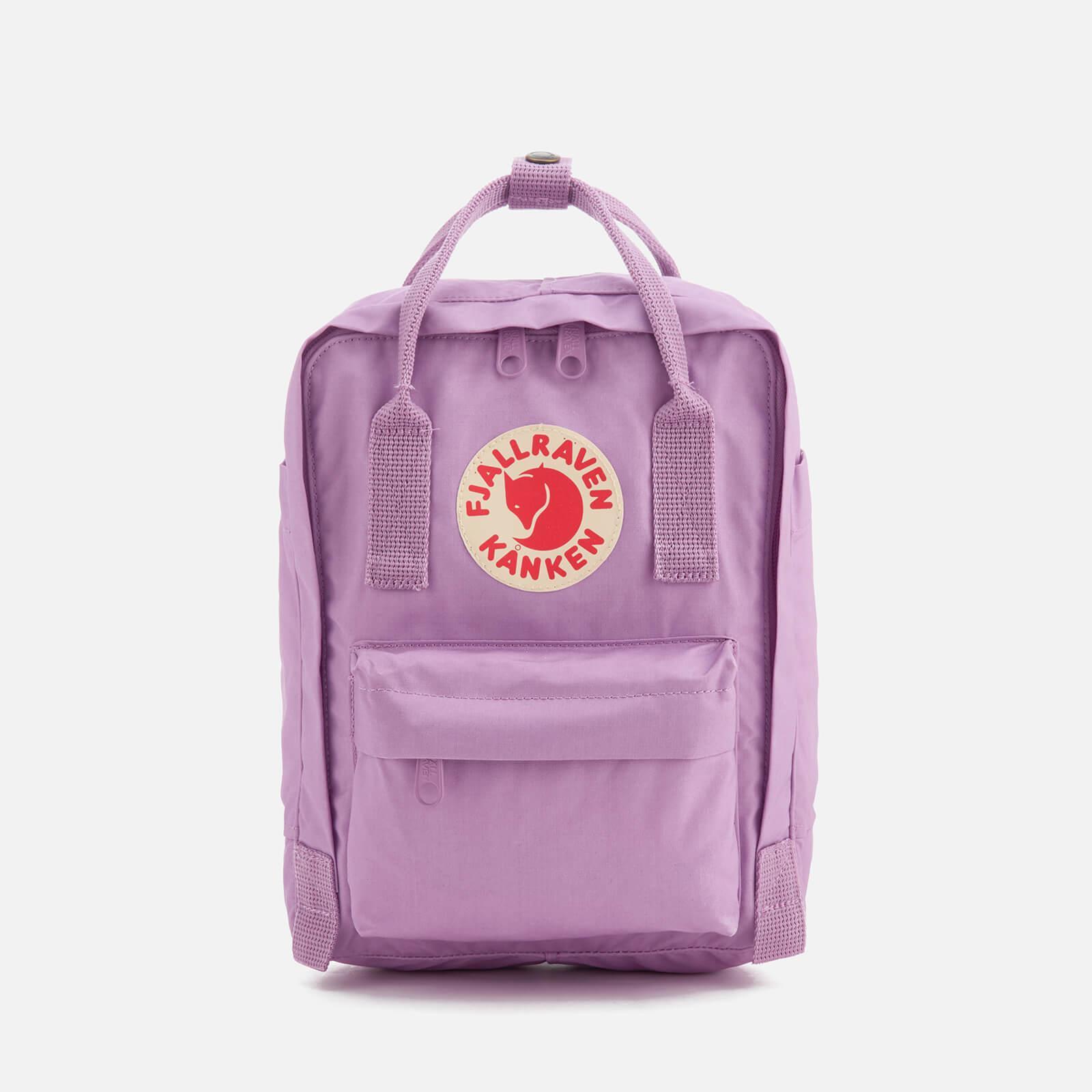 lyst fjallraven kanken mini backpack in purple. Black Bedroom Furniture Sets. Home Design Ideas