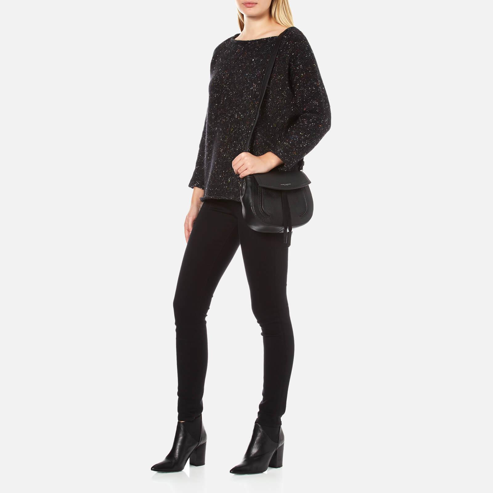 05bc68425363 Lyst - Marc Jacobs Maverick Mini Shoulder Bag in Black