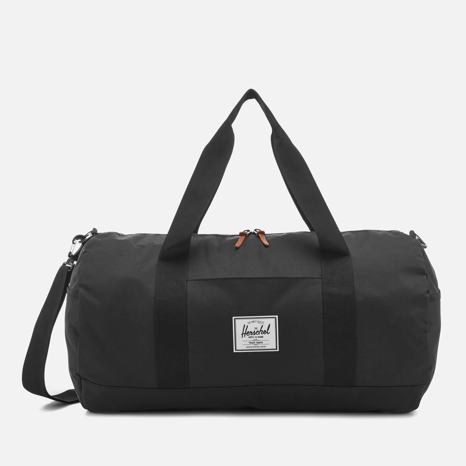 Gym Bag Herschel: Herschel Supply Co. Sutton Duffle Bag In Black For Men