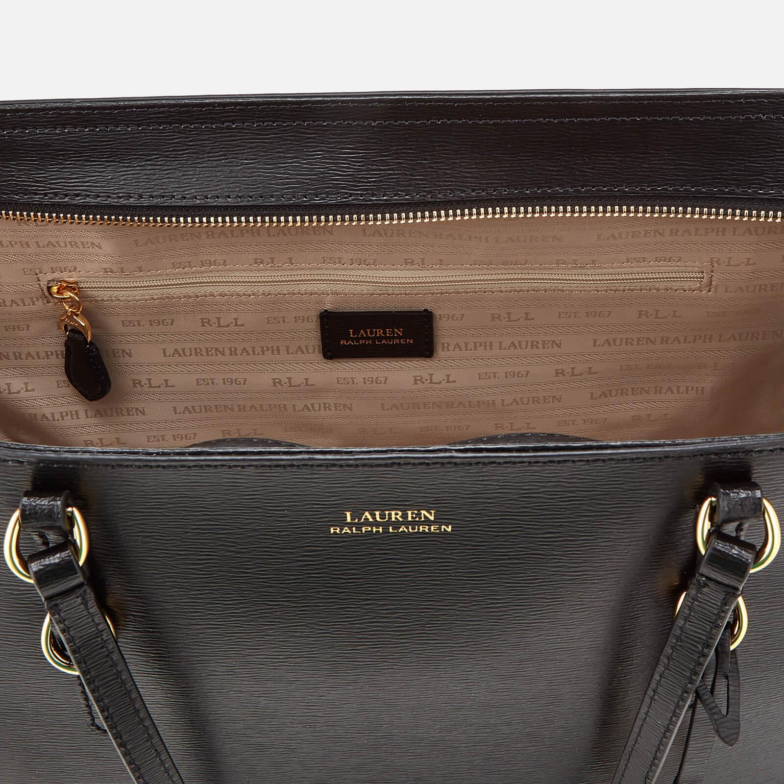 d3a55cea08 Lyst - Lauren by Ralph Lauren Bennington Tote Bag in Black