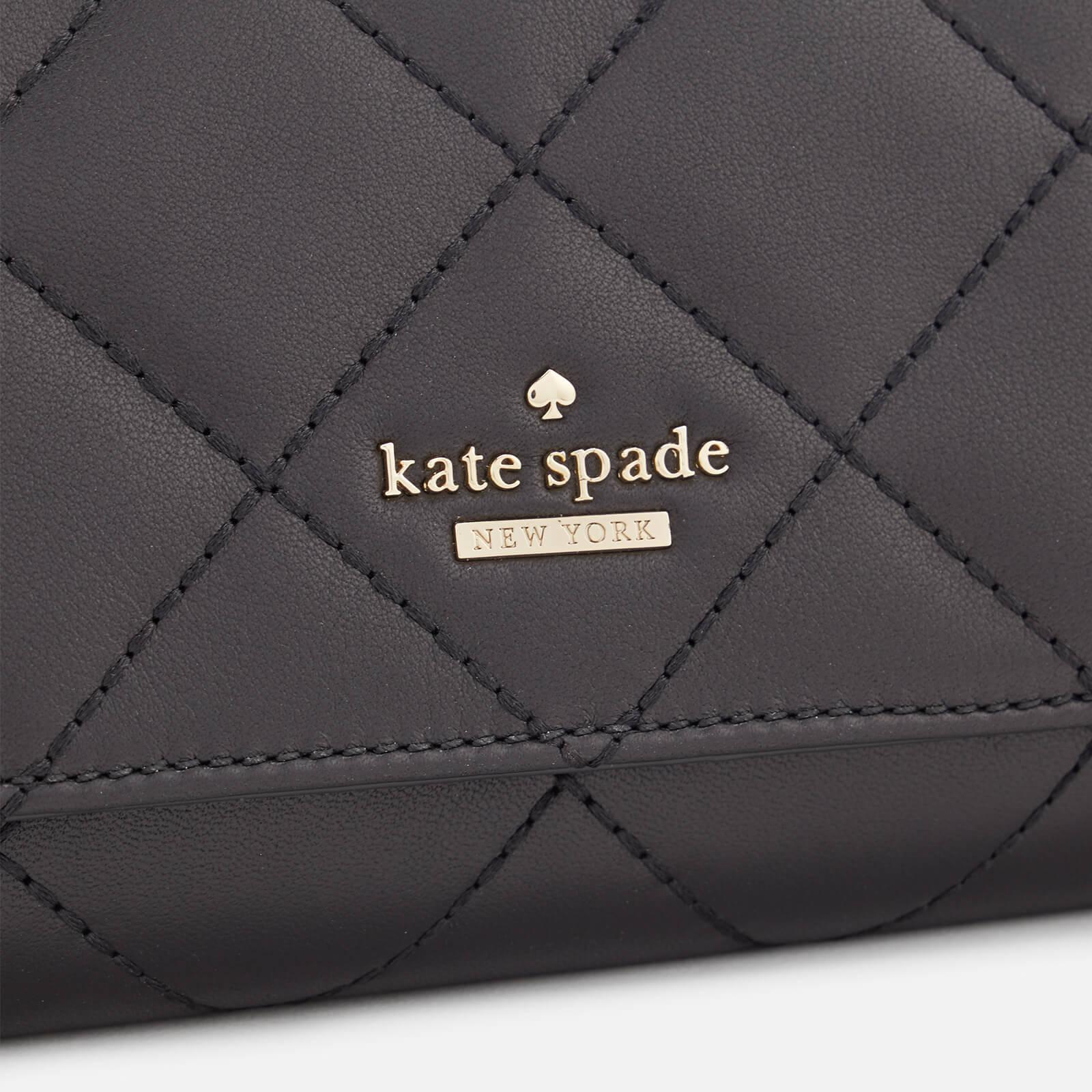 Kate Spade Leather Agnes Cross Body Bag