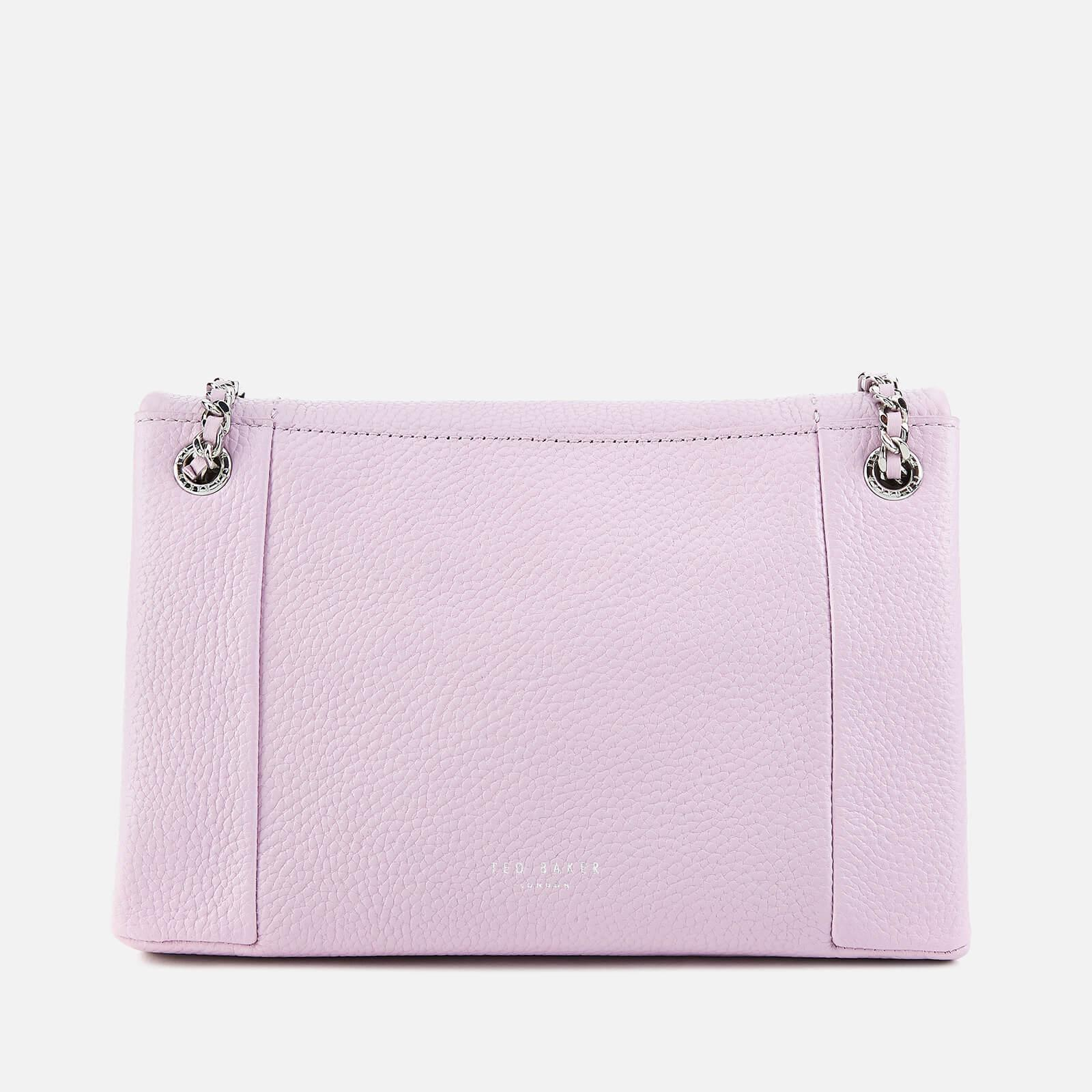 5a01be95a Lyst - Ted Baker Clarria Bow Detail Cross Body Bag in Pink