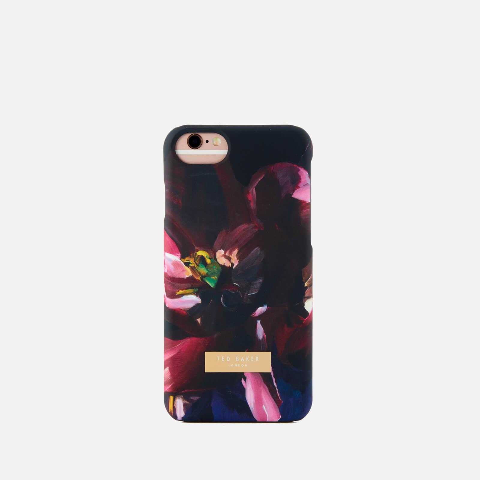 1cdd5065122e Lyst - Ted Baker Loliva Impressionist Bloom Iphone Clip Case