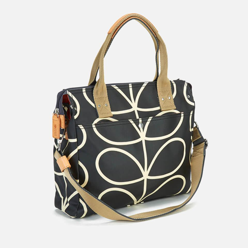 79d45aa8a1e Orla Kiely - Multicolor Zip Messenger Bag - Lyst. View fullscreen