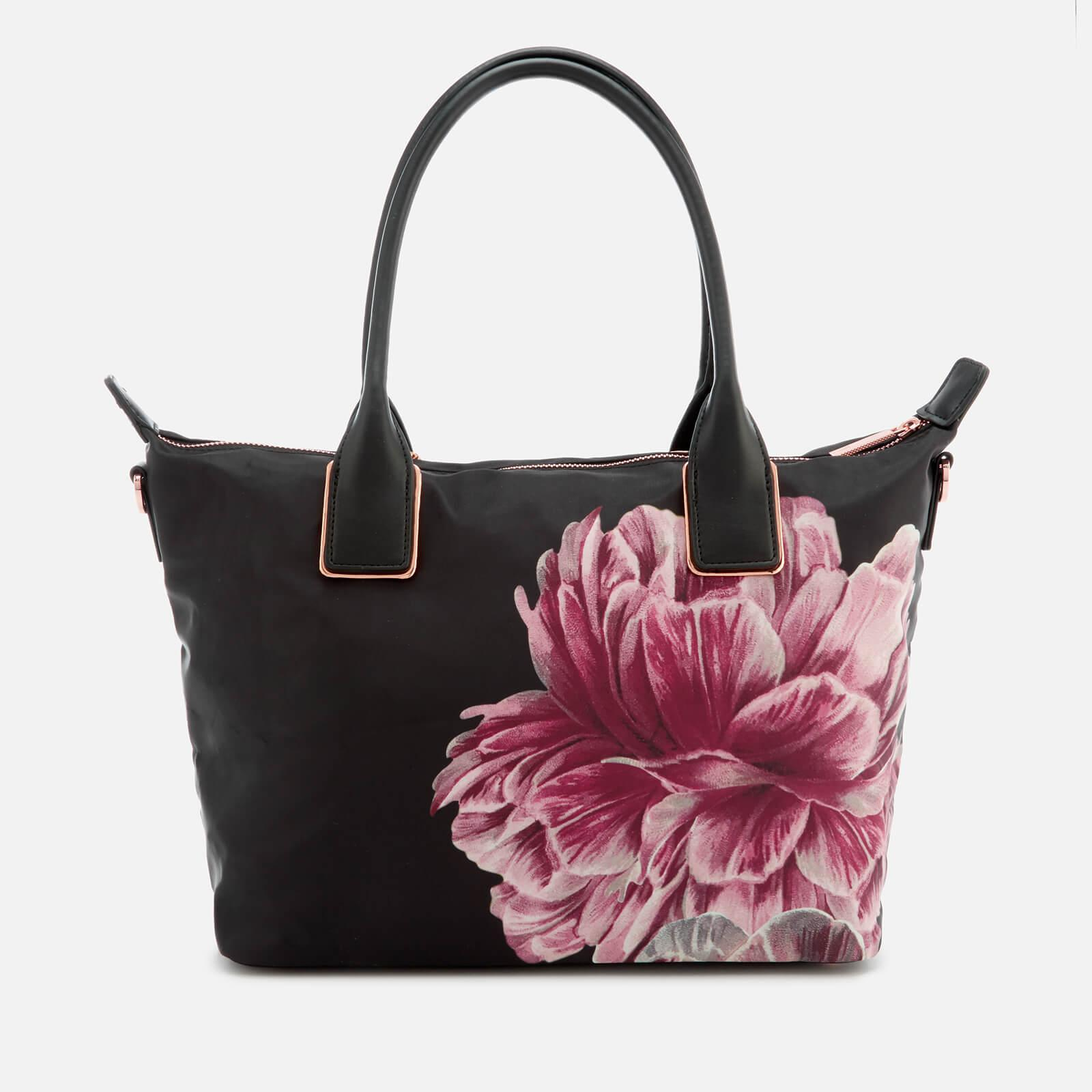 9bf6d2d00c1881 Ted baker llisa tranquility small nylon tote bag lyst jpg 1600x1600 Tote bag  tranquility floral