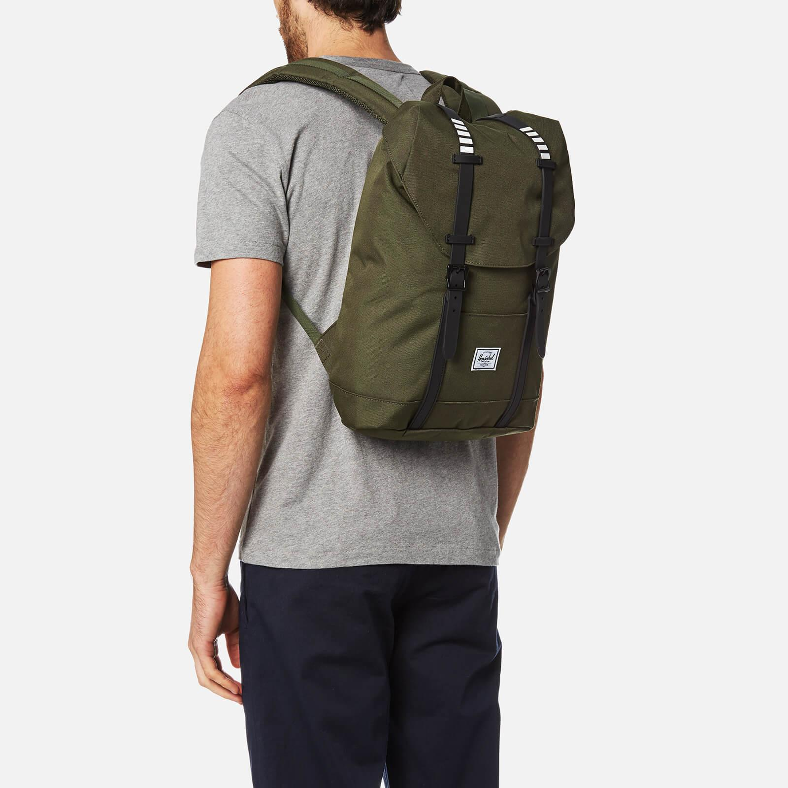 db40a11e93c Herschel Supply Co. Retreat Mid-volume Backpack in Green for Men - Lyst