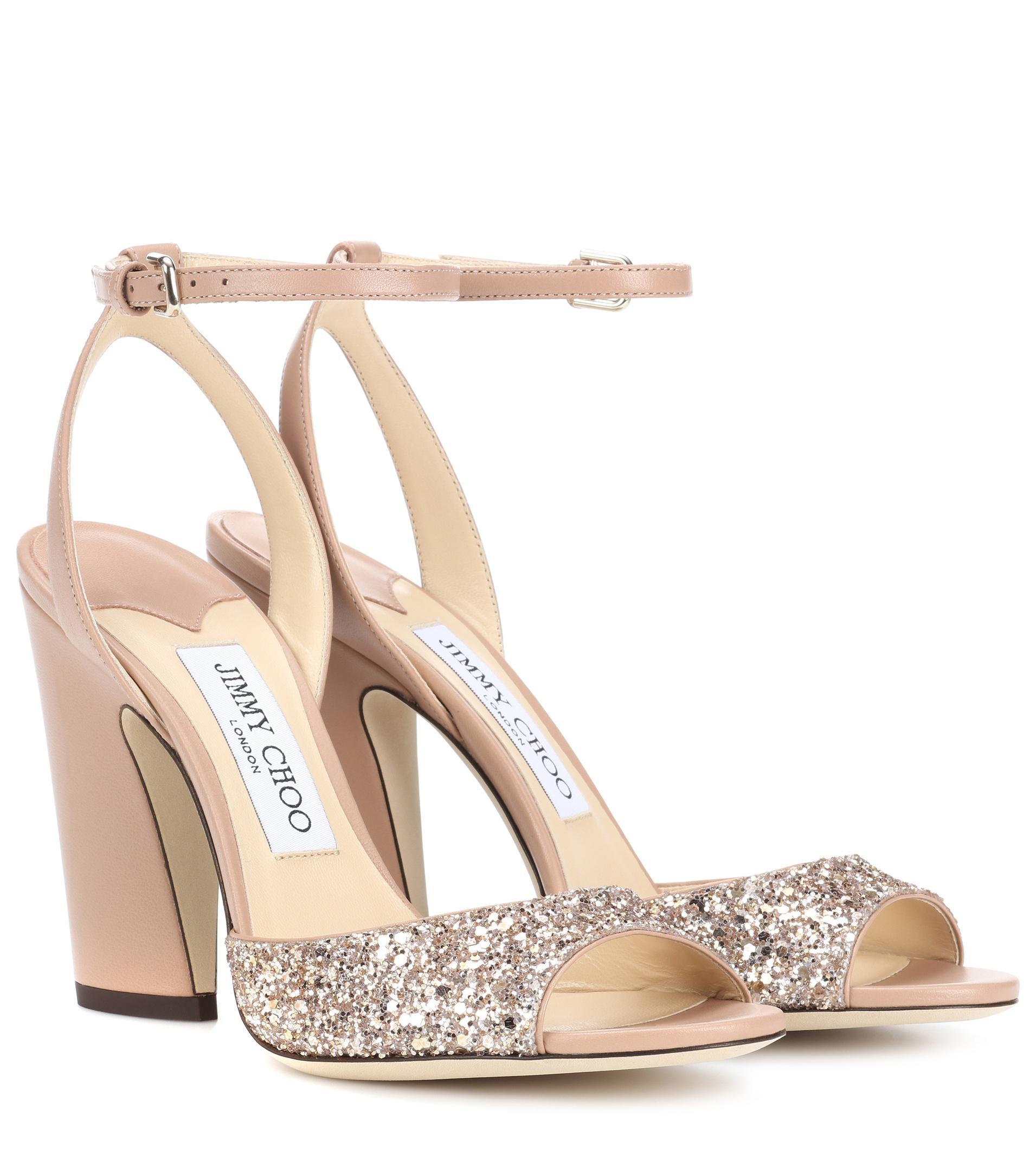 Jimmy Choo Miranda sandals buy cheap discount Tn3uswJM