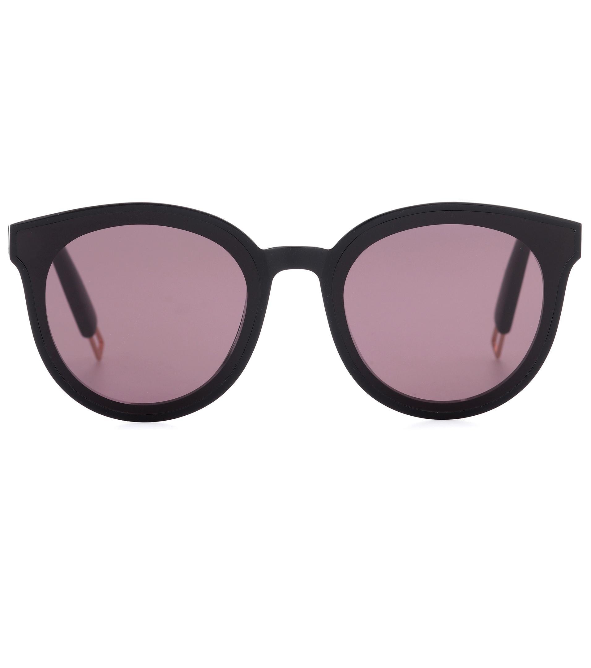 a03de72fa0b Gentle Monster Black Peter Sunglasses in Black - Lyst
