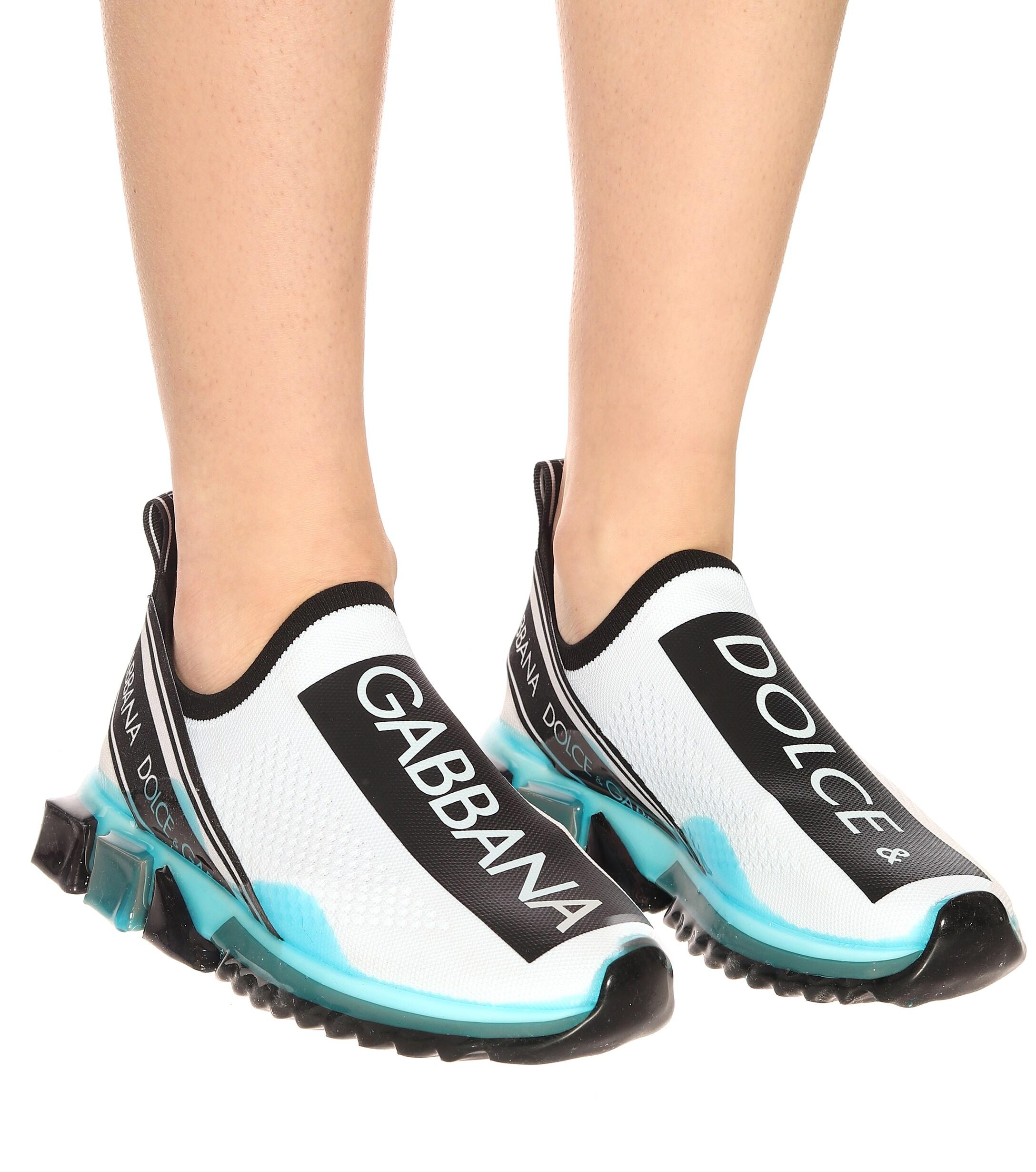 Dolce \u0026 Gabbana Sorrento Melt Sneakers