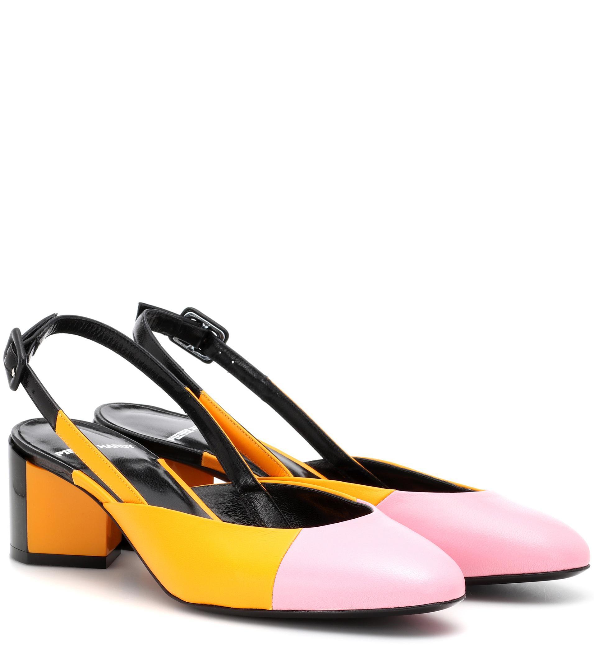 Cut Slingback pumps - Multicolour Pierre Hardy SIyx4xSqY1
