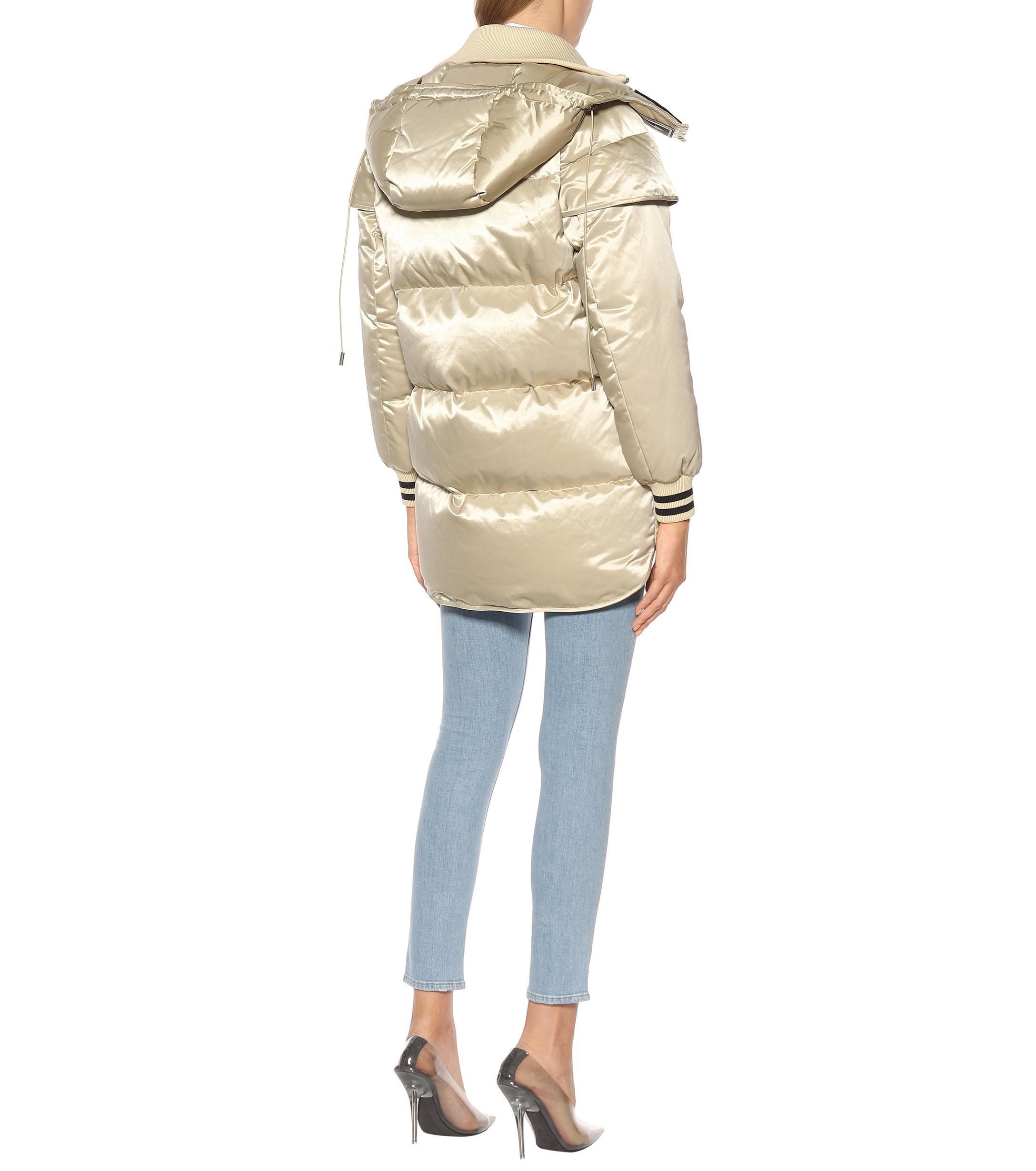 Abrigo acolchado oversized Off-White c/o Virgil Abloh de color Neutro