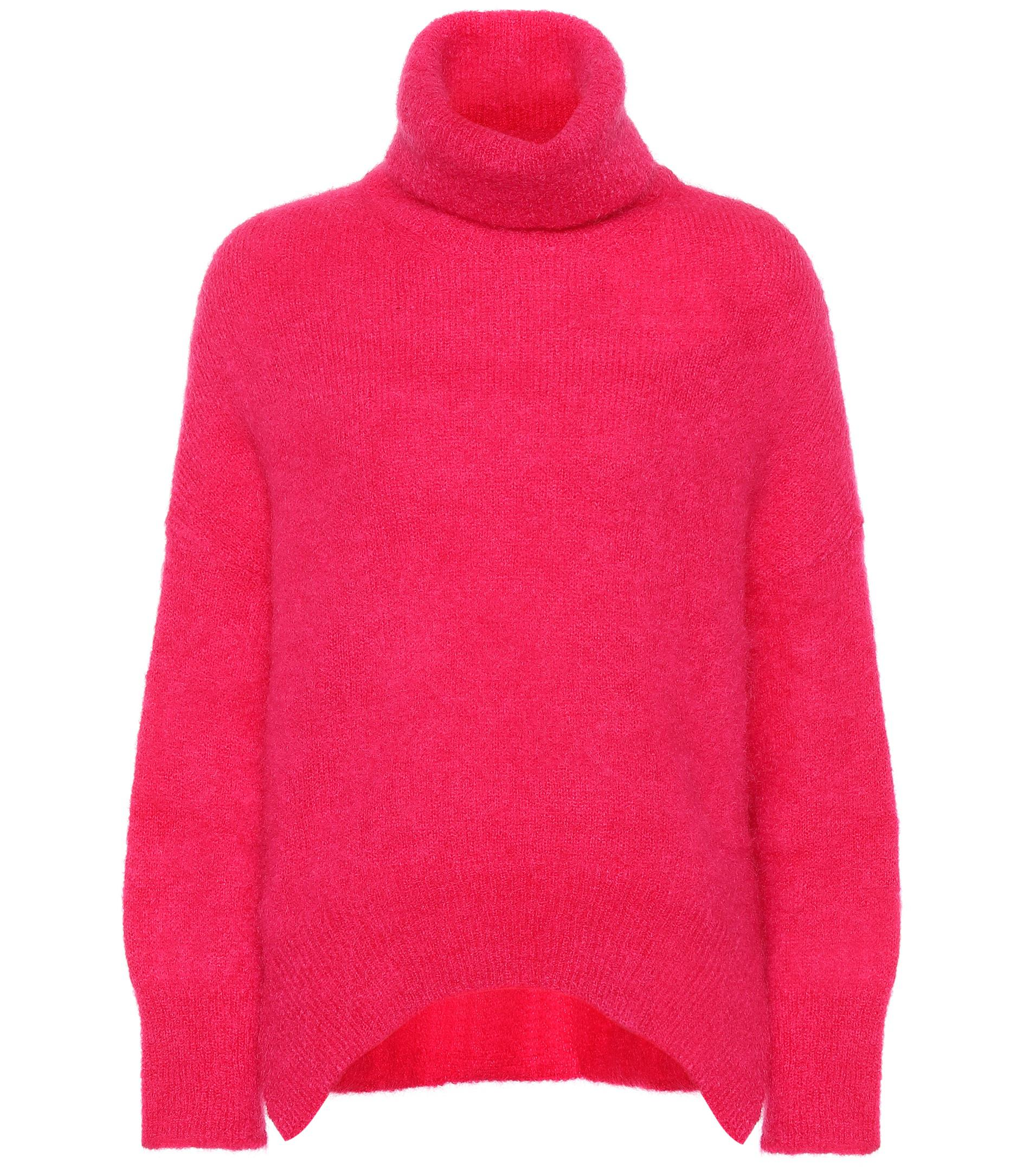 PAUL SMITH Pullover Rostrot Damen & Sweatshirts 100% Wolle