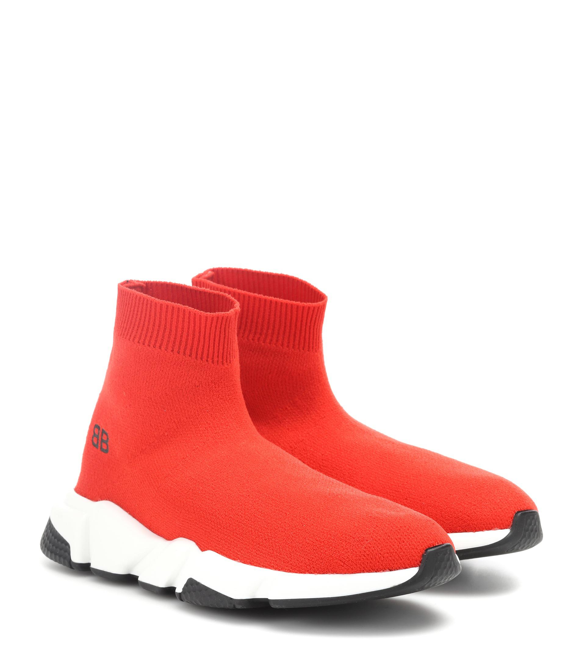 Balenciaga Speed Trainer Sneakers in