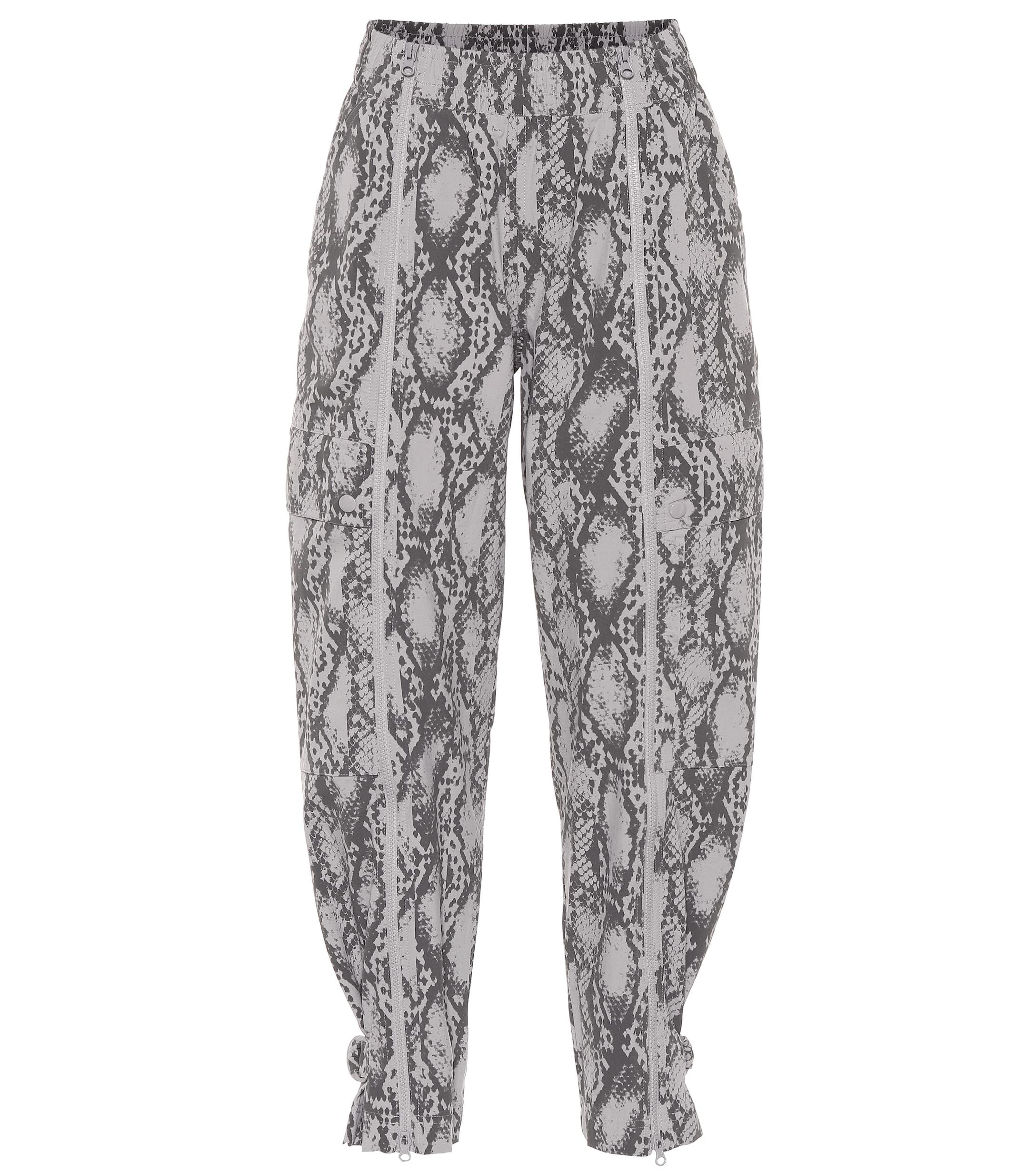 Lyst - Pantalones de chándal Performance adidas By Stella McCartney ... 33ce9acd2d9