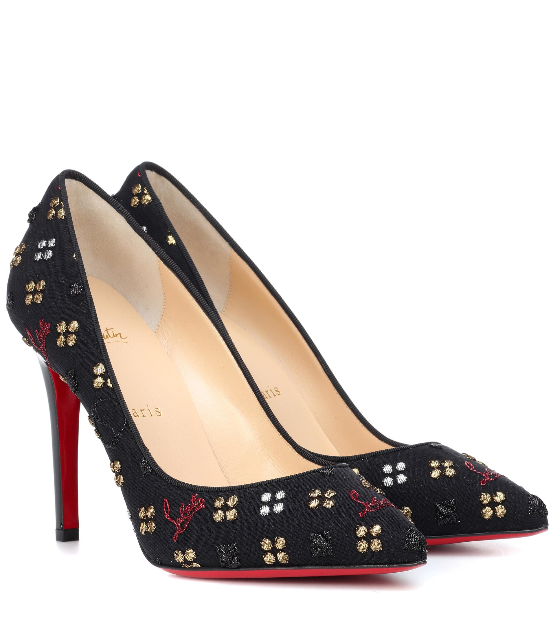 louboutin pigalle 100 price