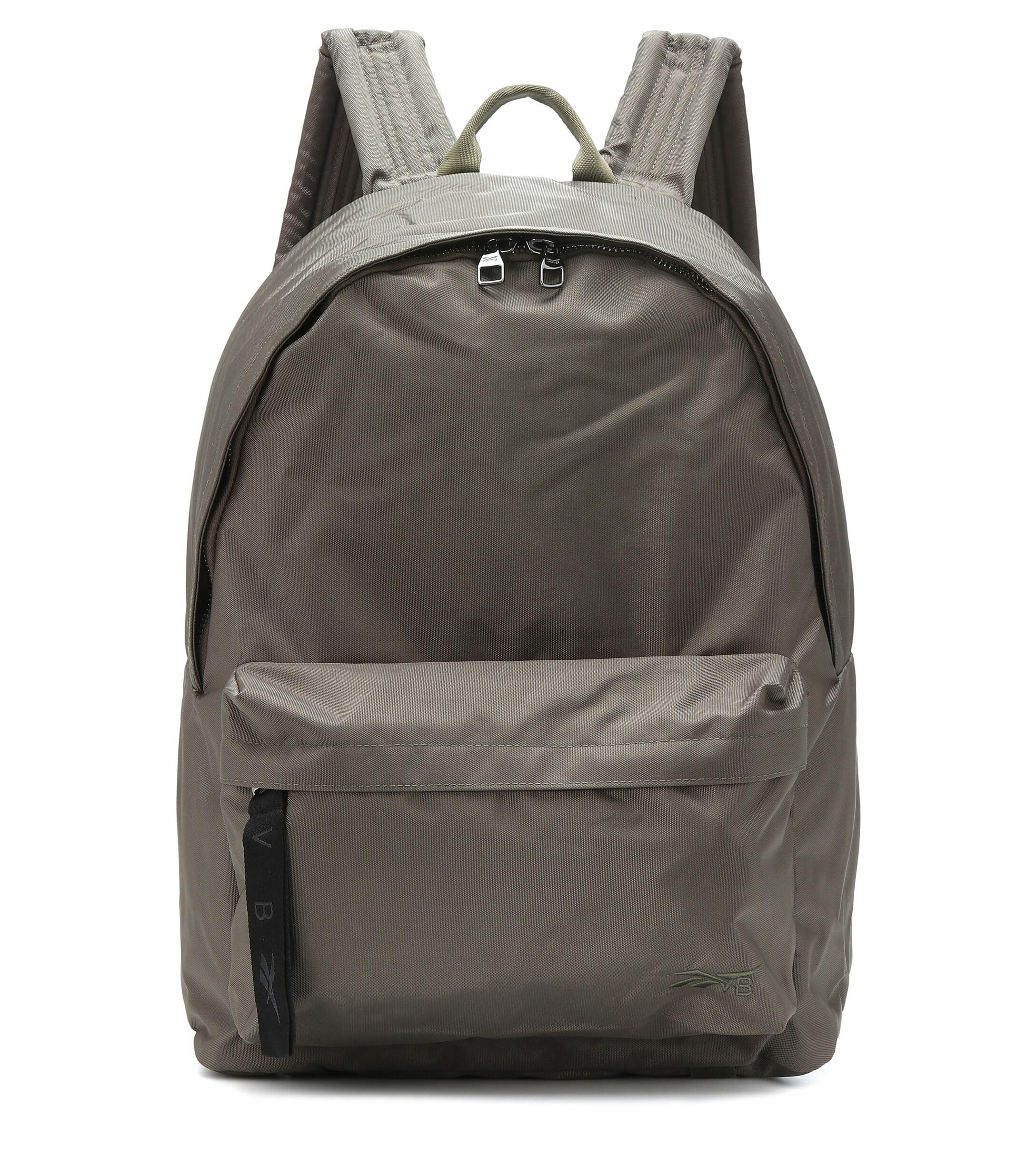 4e75bc5896 Reebok Green X Victoria Beckham Oversized Backpack