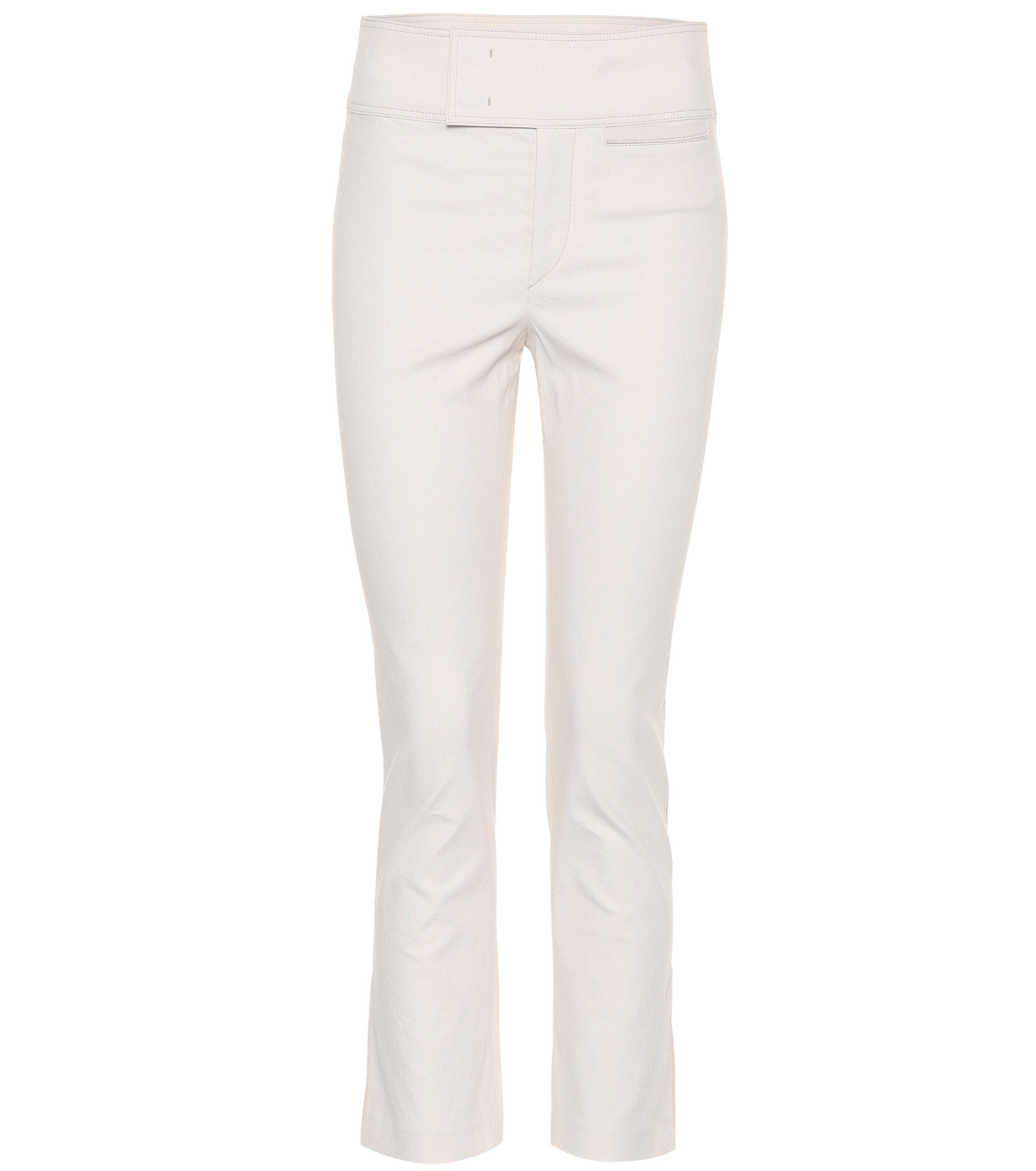 Ludlow cotton-blend trousers Isabel Marant MK9mH