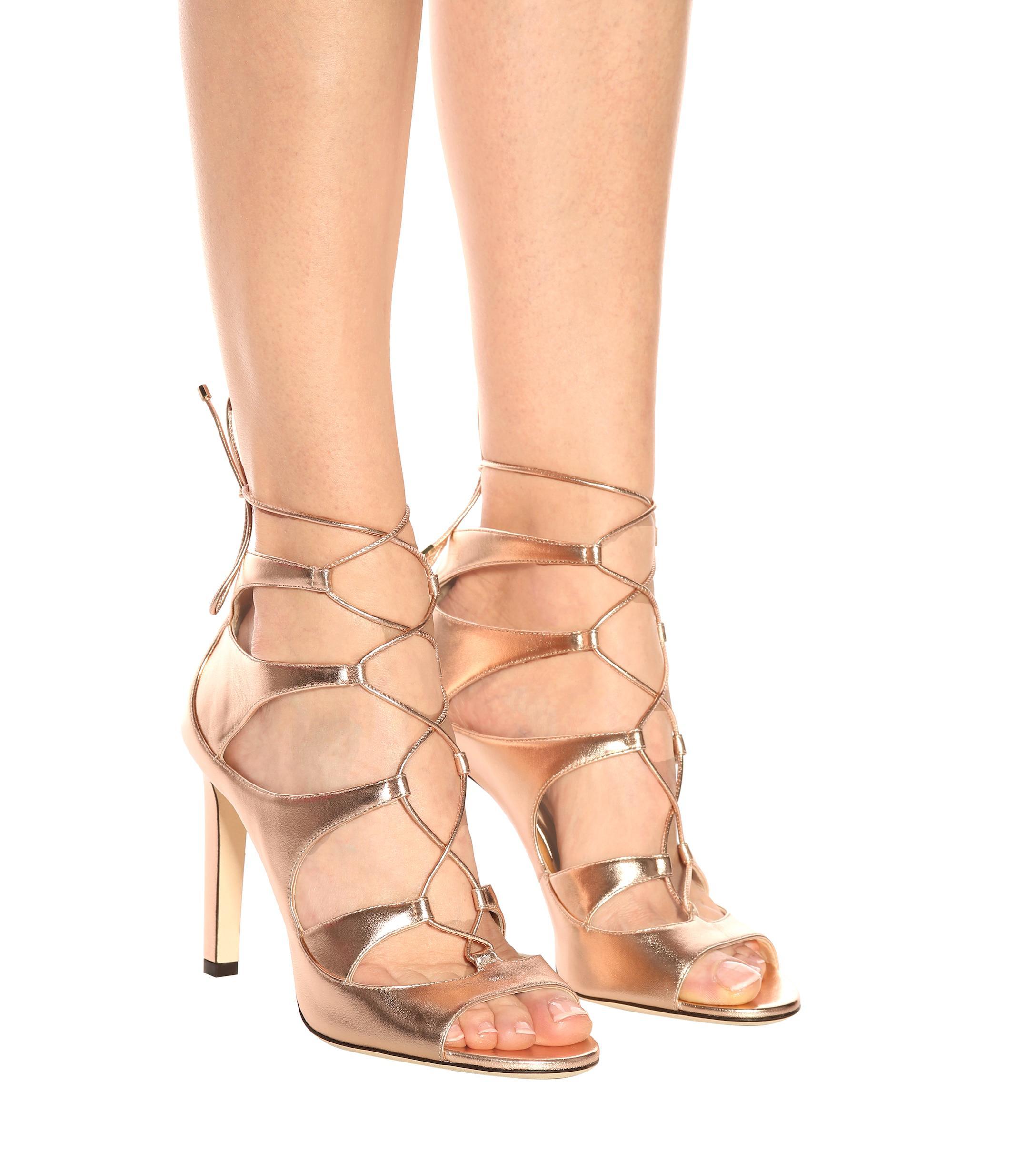 high heels andrew blake