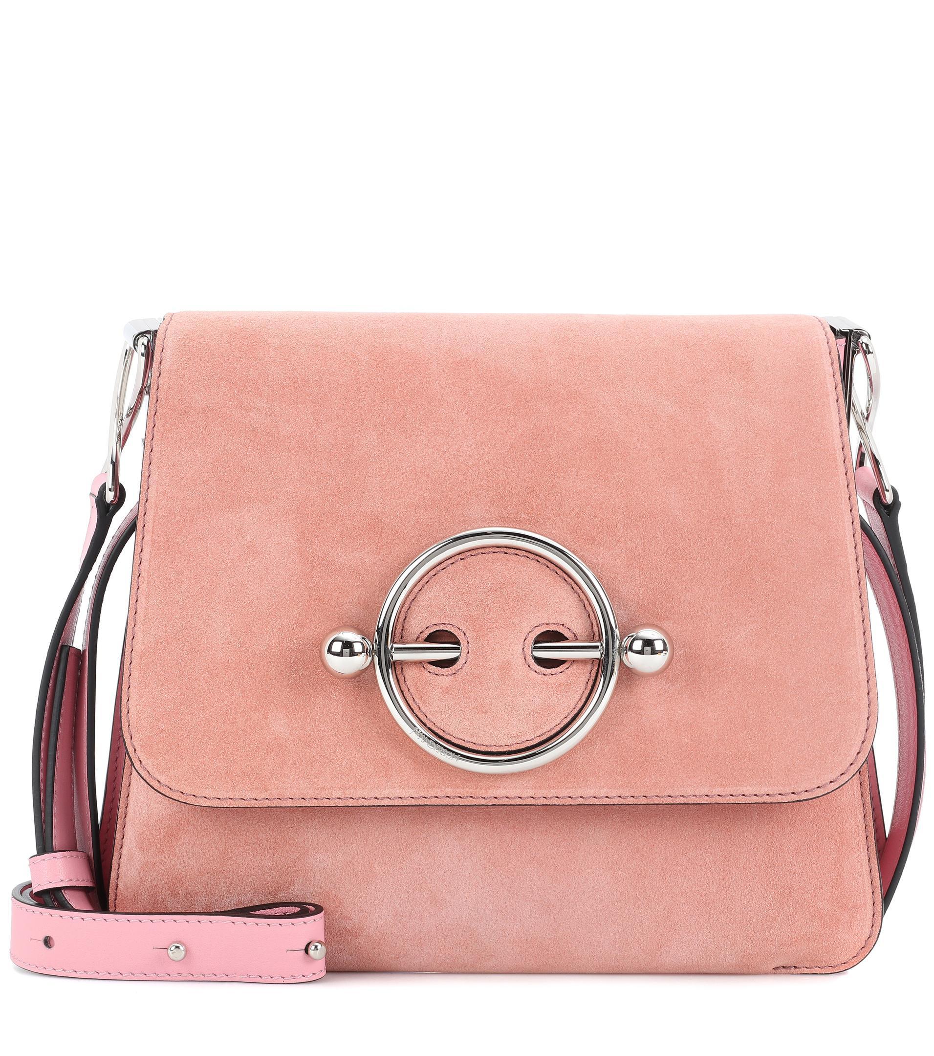 Pink Disc shoulder bag J.W.Anderson dX2RwAh77x
