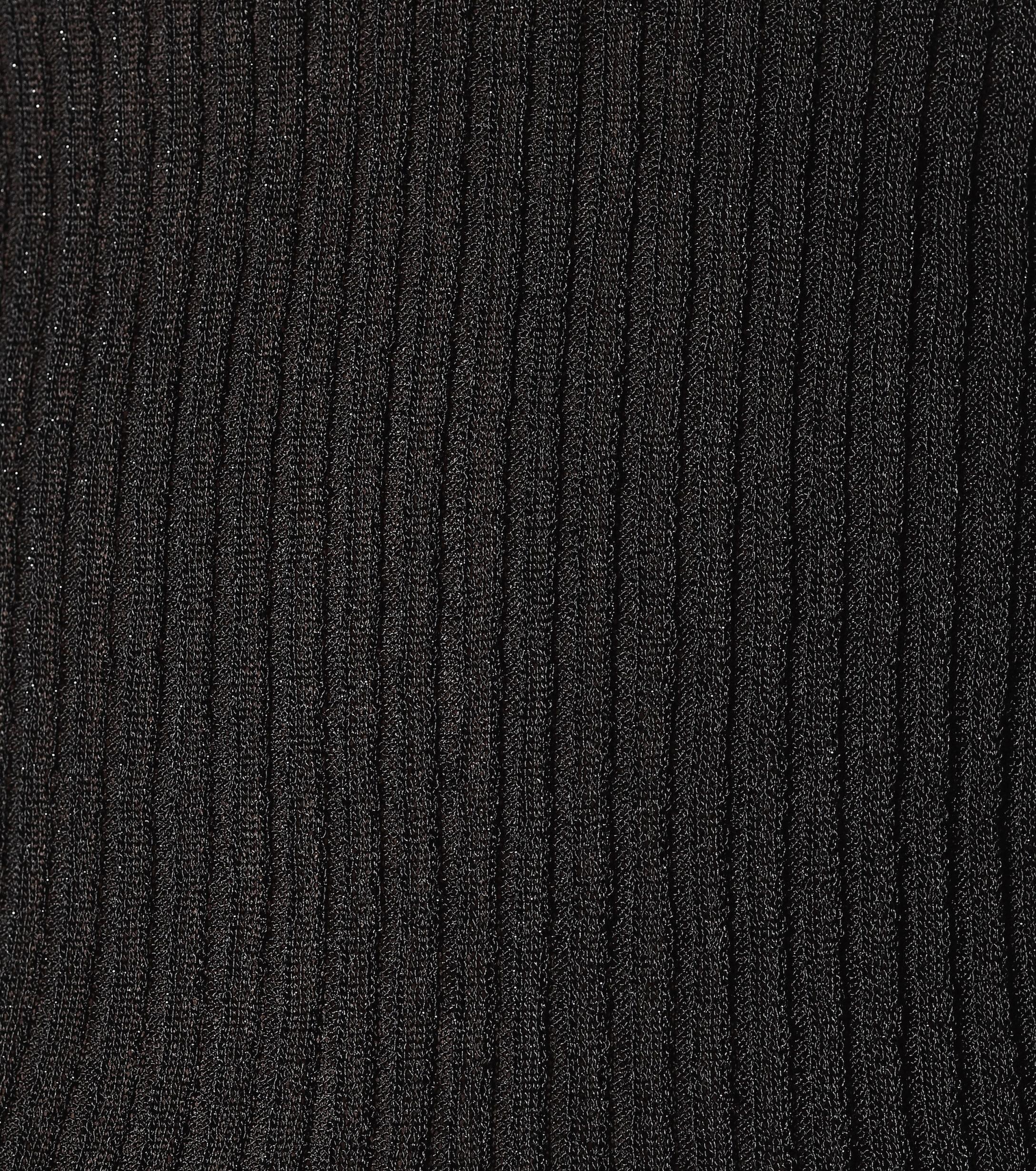 Top à col roulé Bryan en maille côtelée Altuzarra en coloris Noir